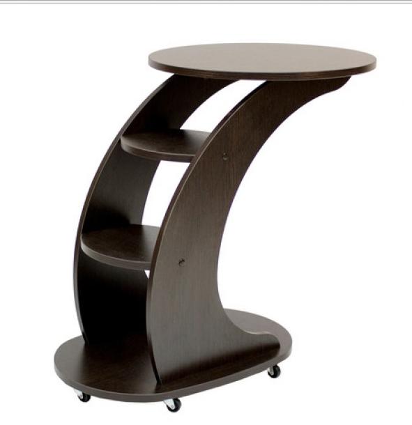 """Придиванный столик """"Стелс"""" венге"""
