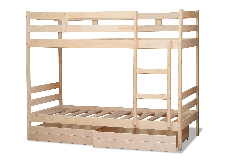 """Детская двухъярусная кровать """"Эко-12"""""""
