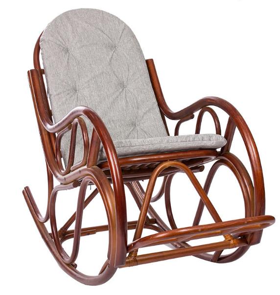 "Кресло-качалка ""CLASSIC"" с подушкой приобрести в Томске"