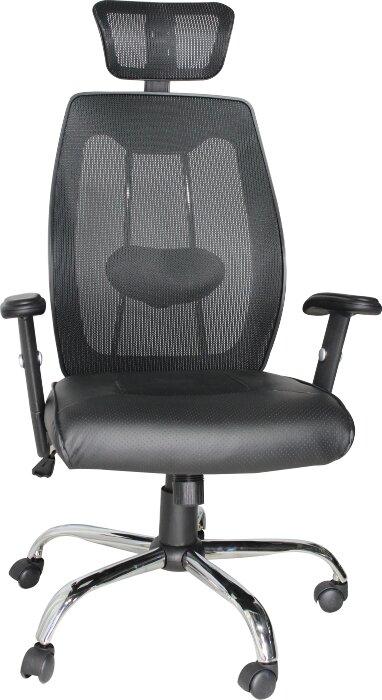 Кресло офисное Y-902-1 черное