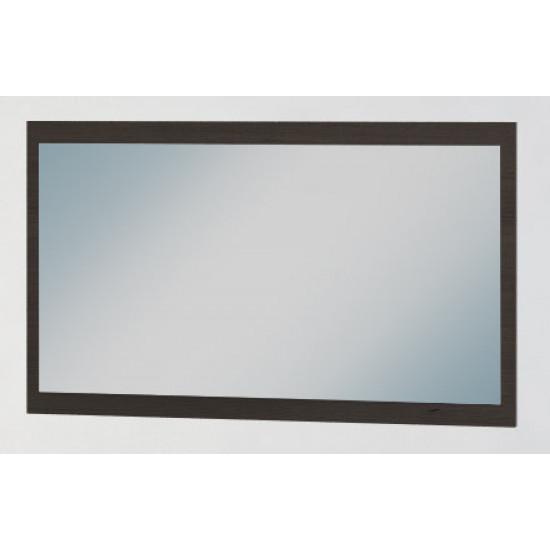 """Зеркало прямоугольное спальня """"Бася"""" венге"""