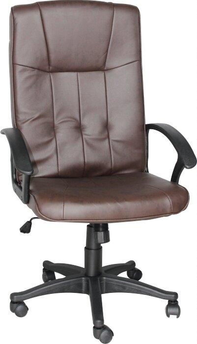 Кресло офисное Y-2038 коричневое