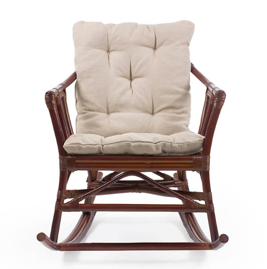 "Кресло-качалка ""Canary"" с подушкой"