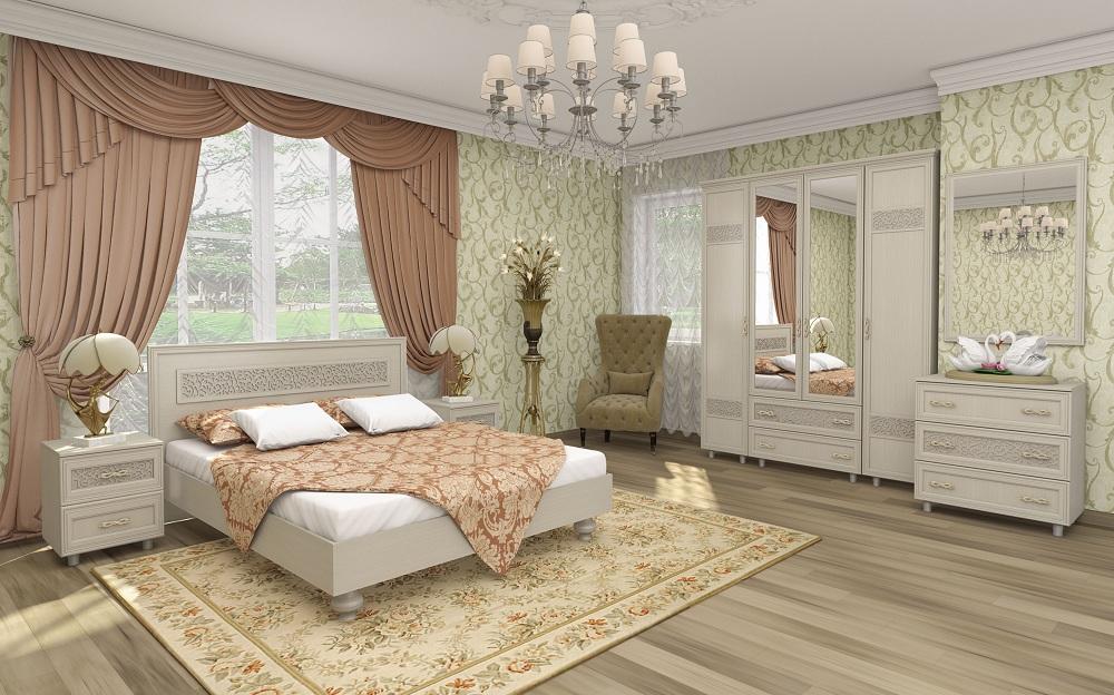 """Набор мебели в спальню """"Виктория"""" купить в Томске"""