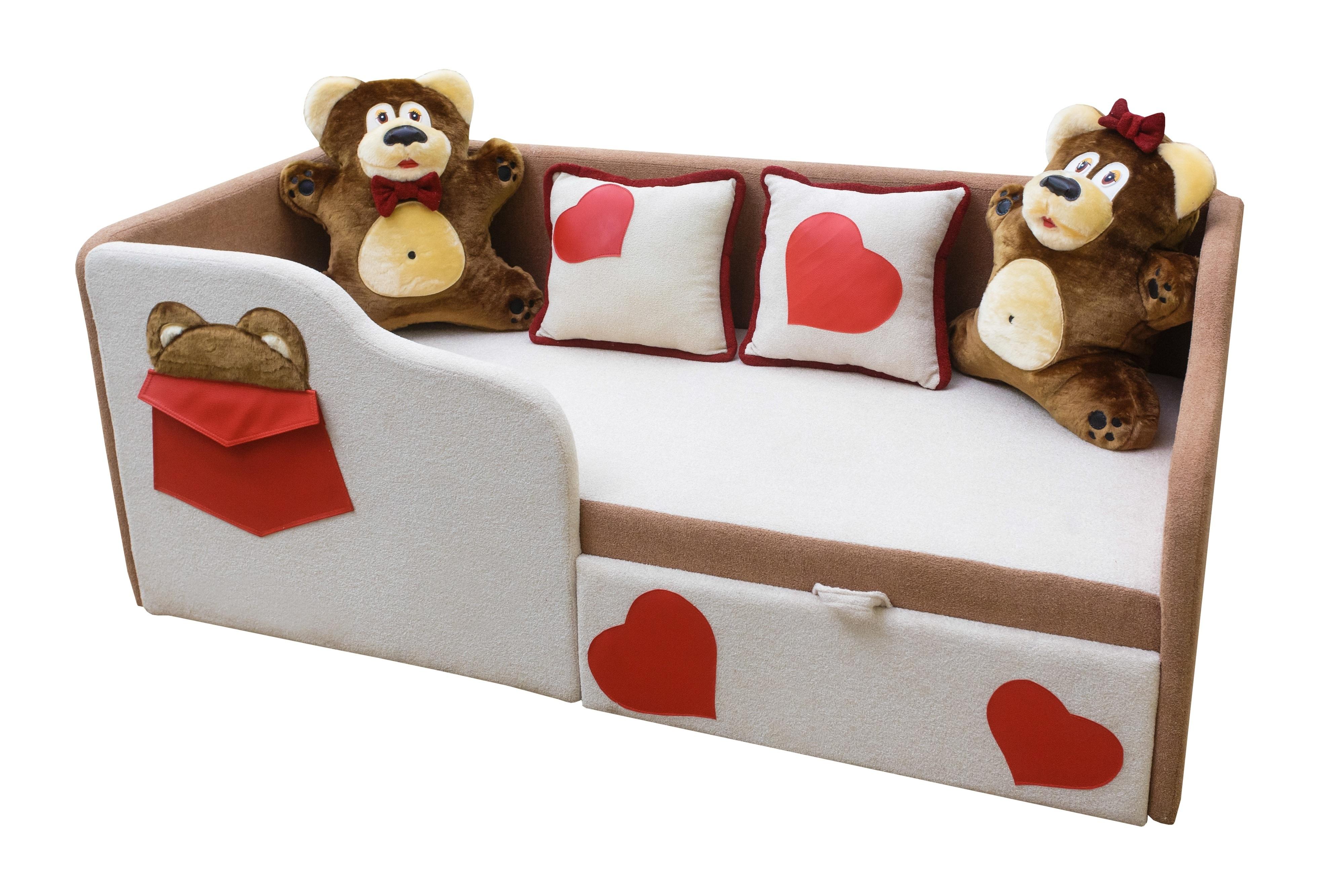 """Детский диван """"Тед"""""""