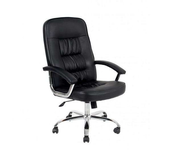 Кресло офисное PVC 9923 черное