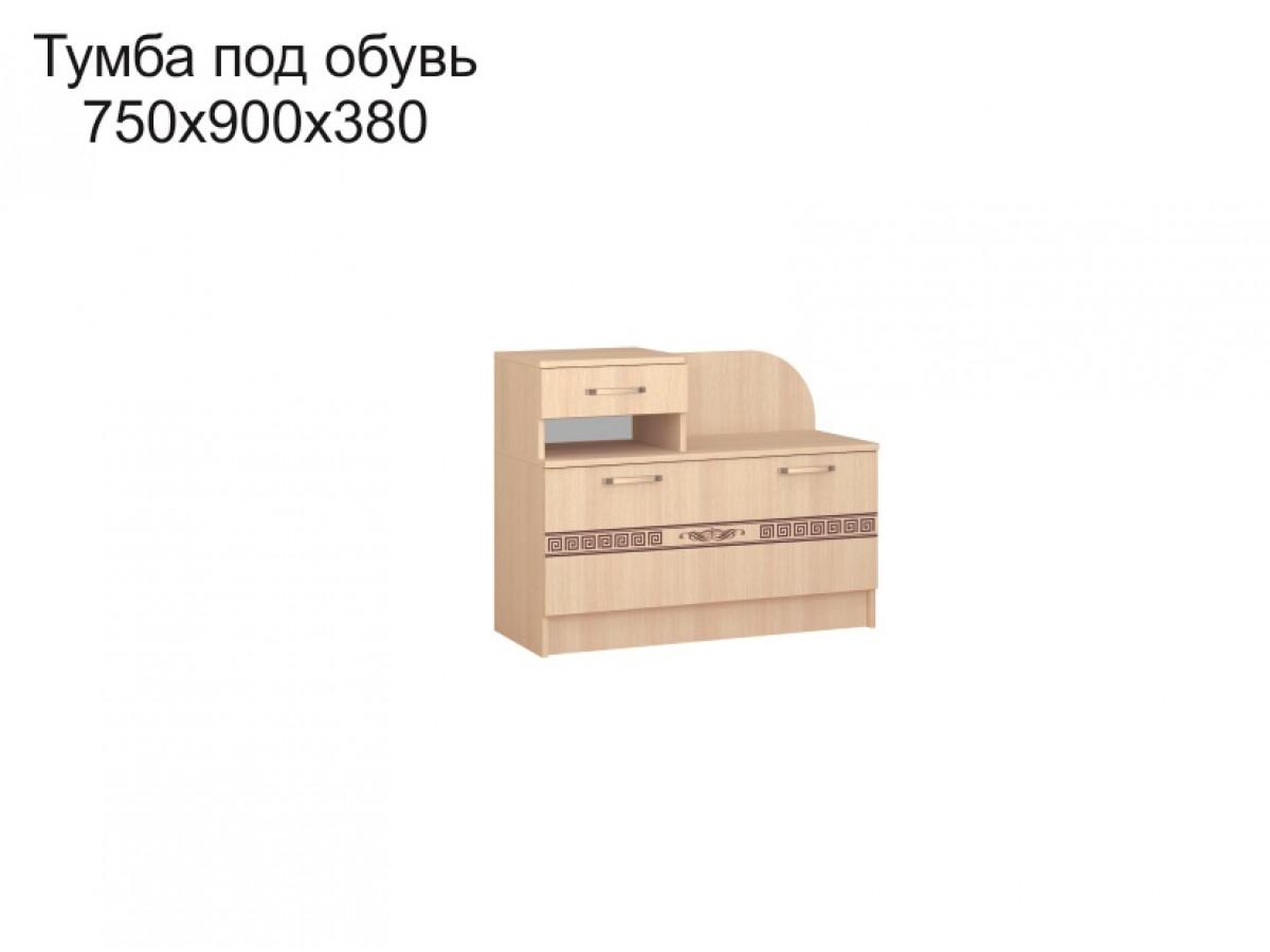 "Тумба под обувь ""Фрегат"" приобрести в Томске"
