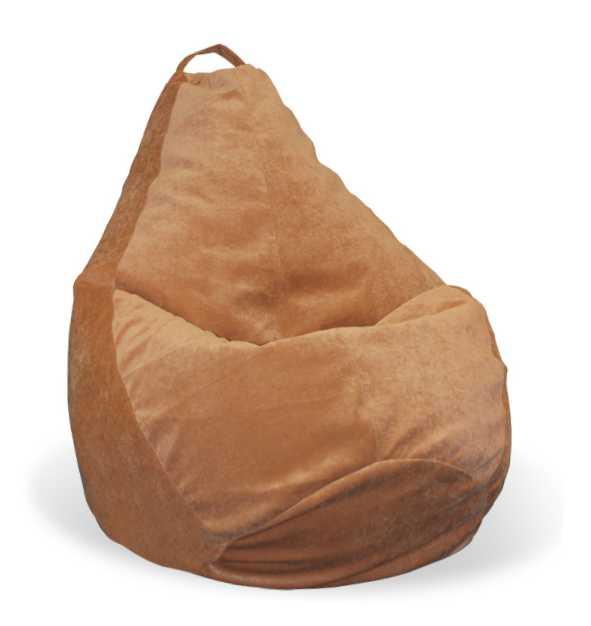 Кресло-мешок Велюр Лайт приобрести в Томске