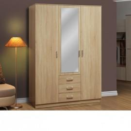 Шкафы 3-створчатые