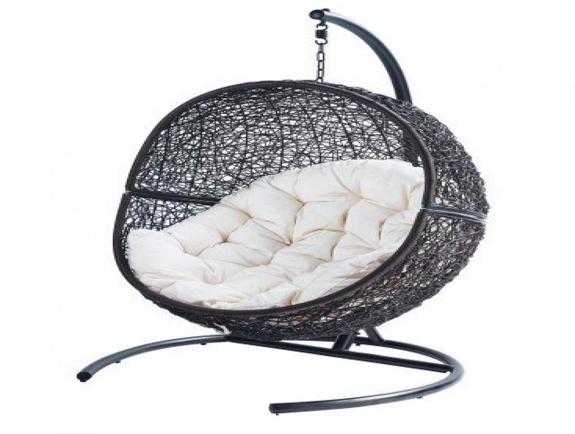 """Кресло подвесное """"Lunar"""" черное"""