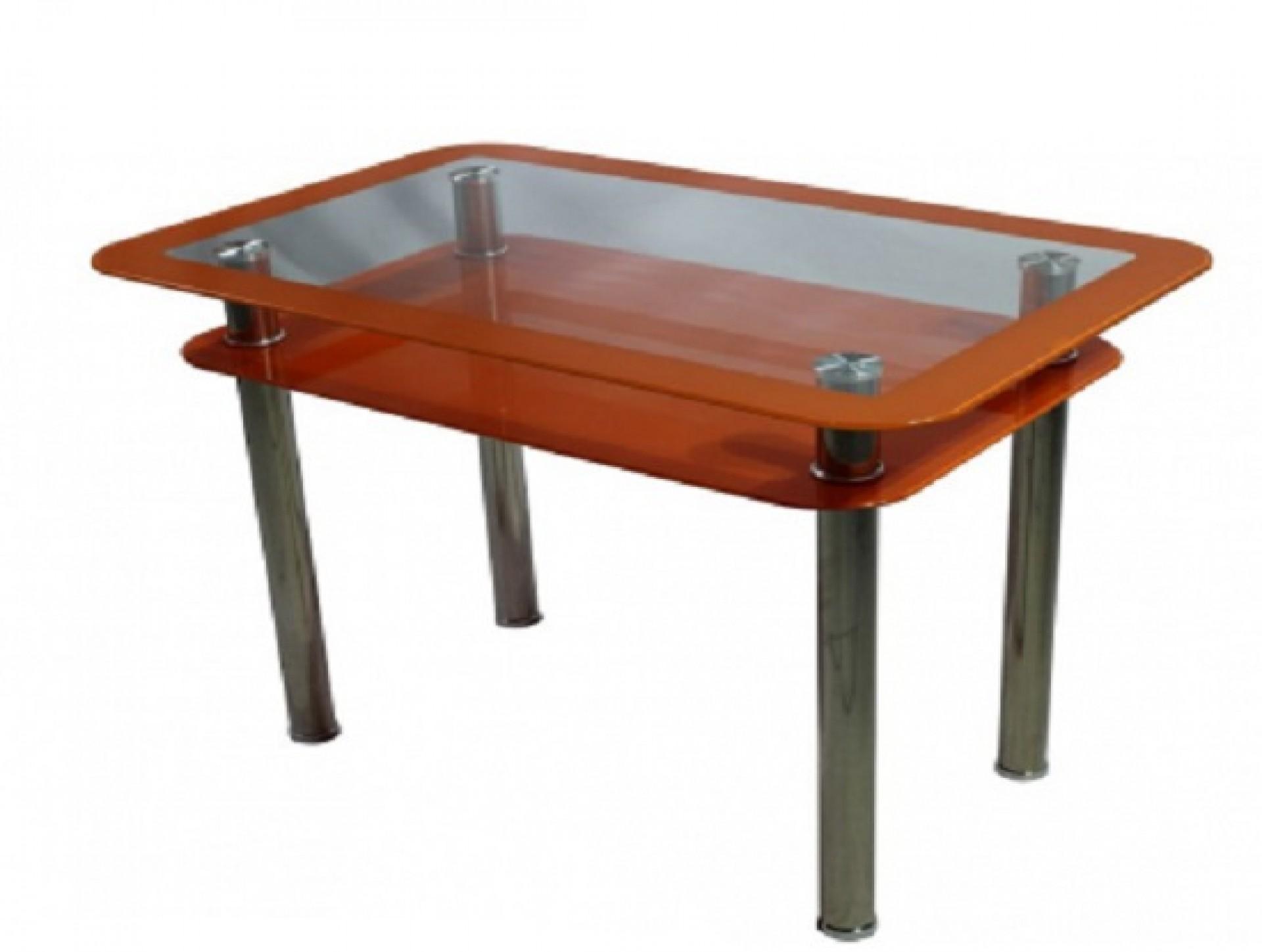 Стол обеденный DТ 241 оранжевый