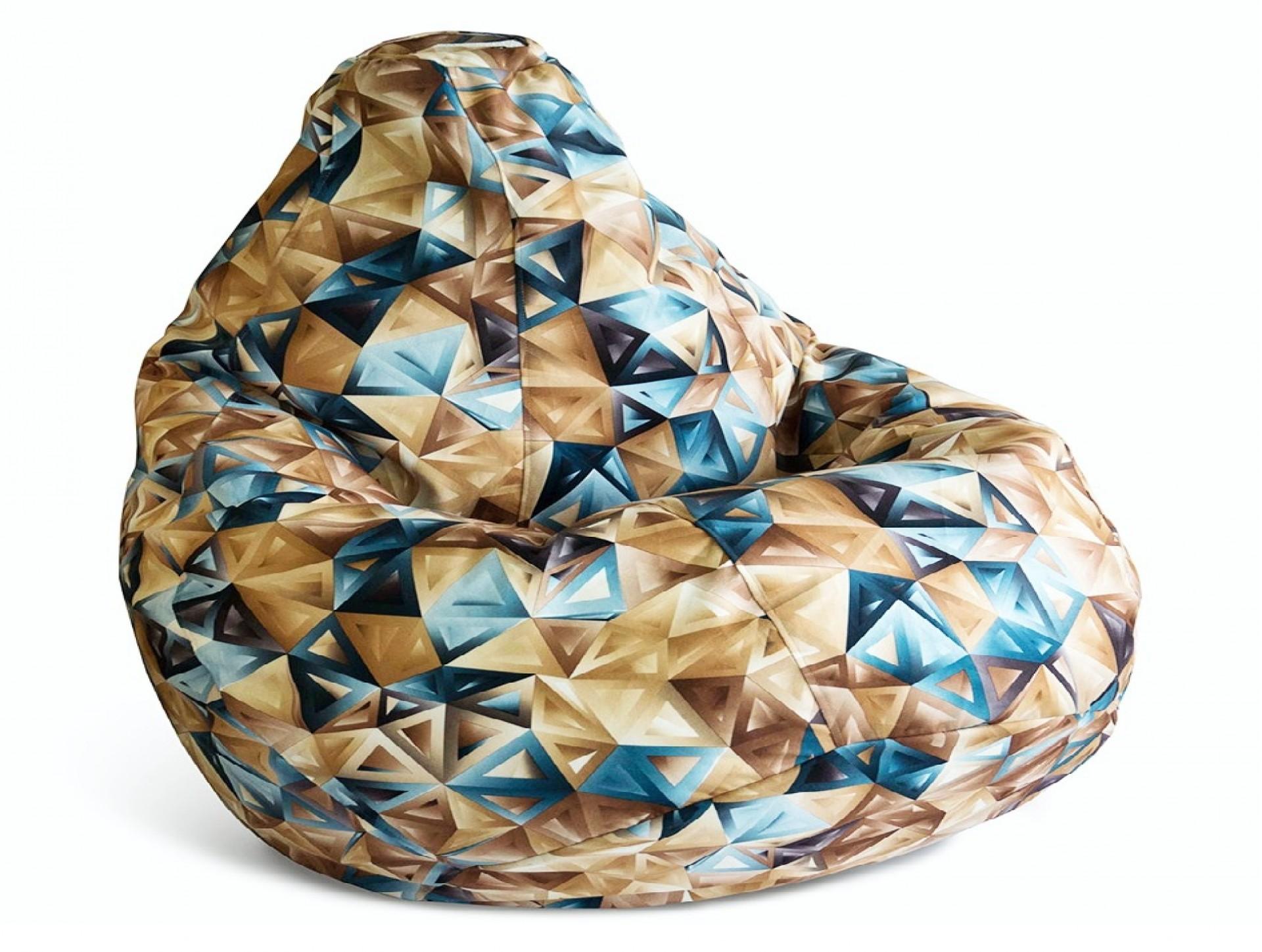 Кресло-мешок Кристалл приобрести в Томске