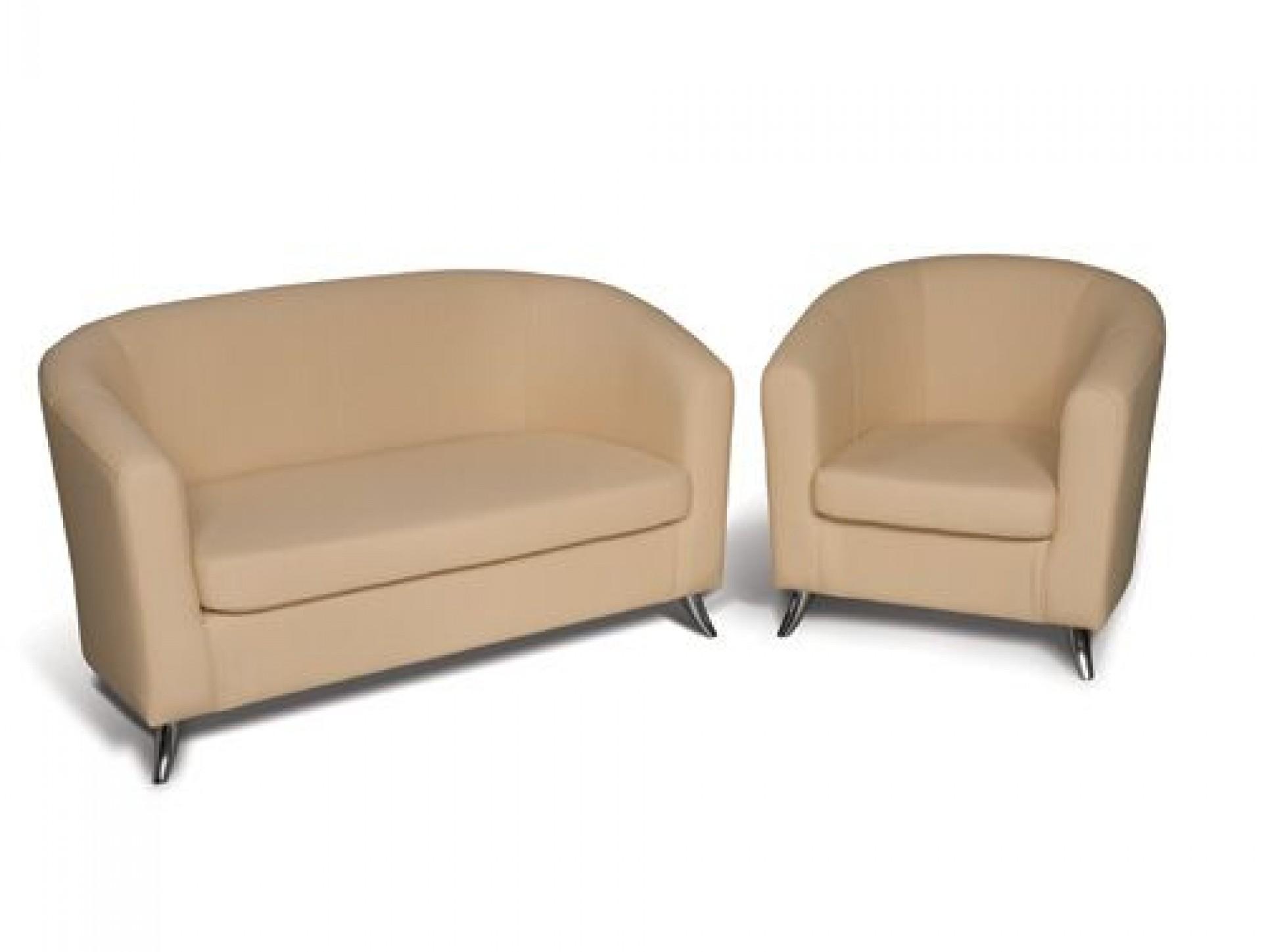 """Диван и кресло """"Каро"""""""