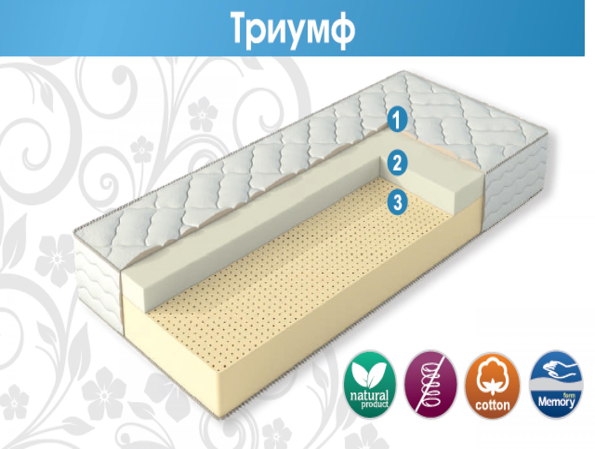 """Матрас """"Триумф"""" приобрести в Томске"""