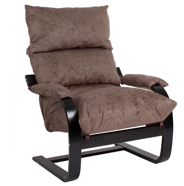 "Кресло ""Онега"" венге/кофе"