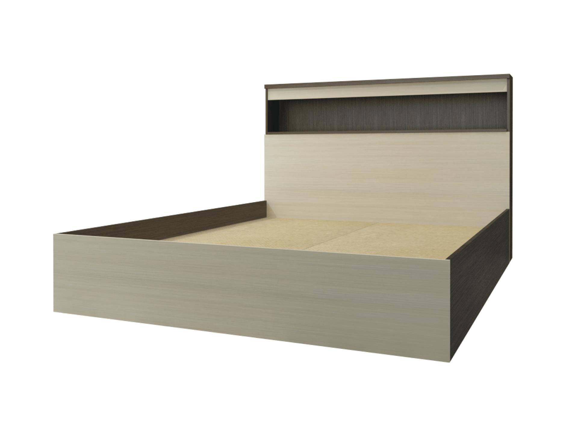 """Кровать с прикроватным блоком """"Ронда"""""""