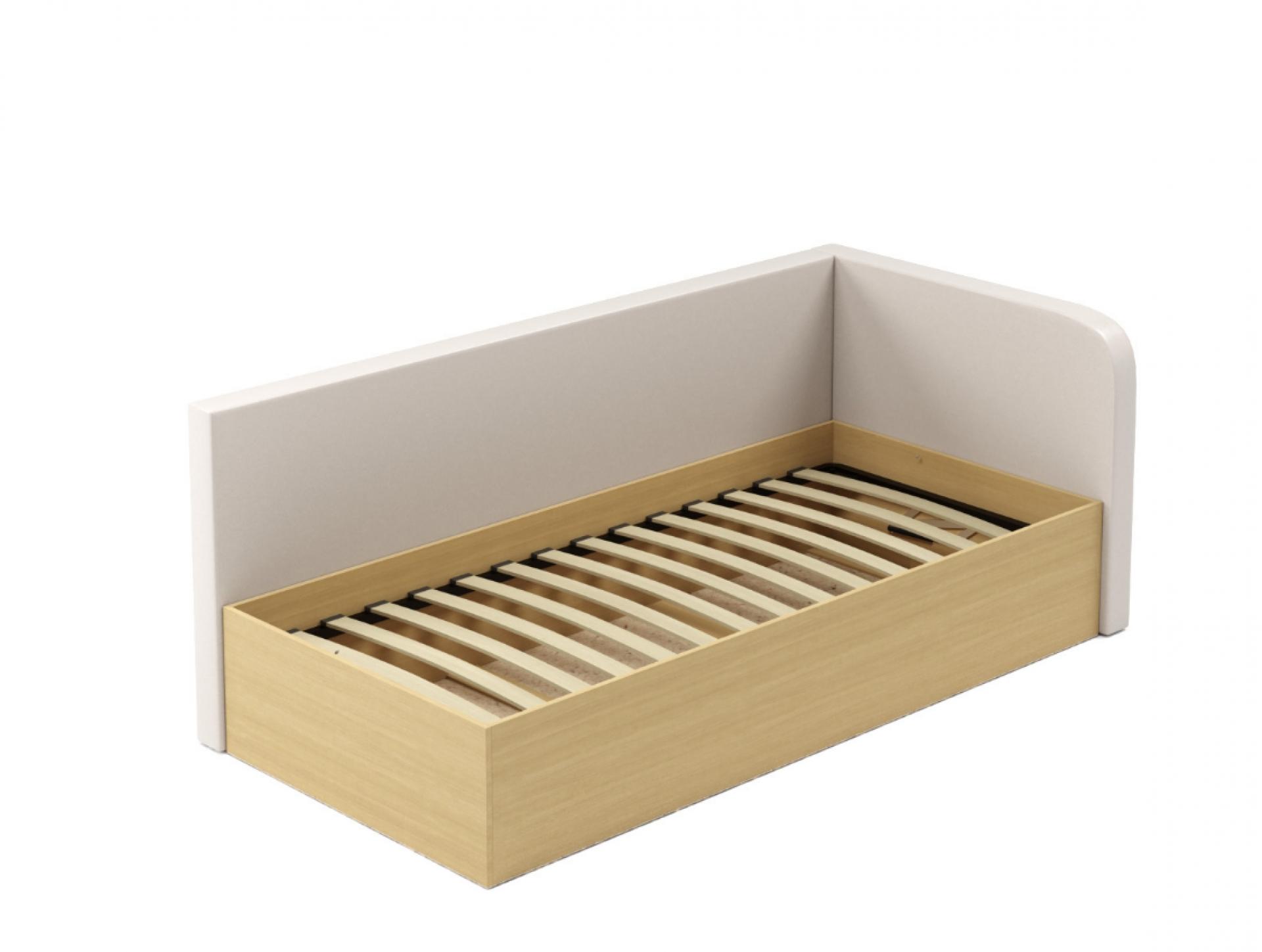 Кровать с подъемным механизмом (правая)