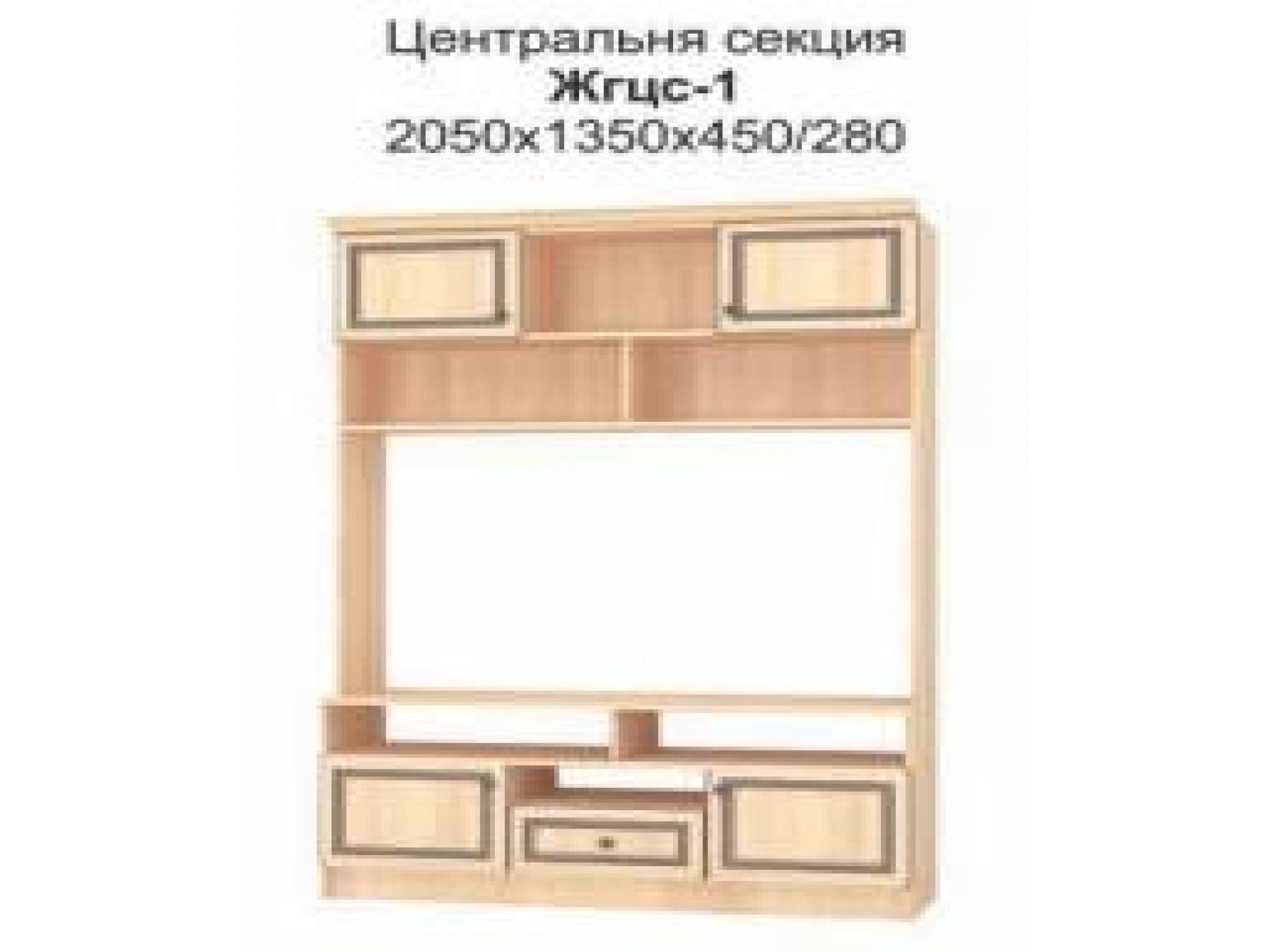 """Центральная секция """"Жасмин ЖГЦС-1"""""""