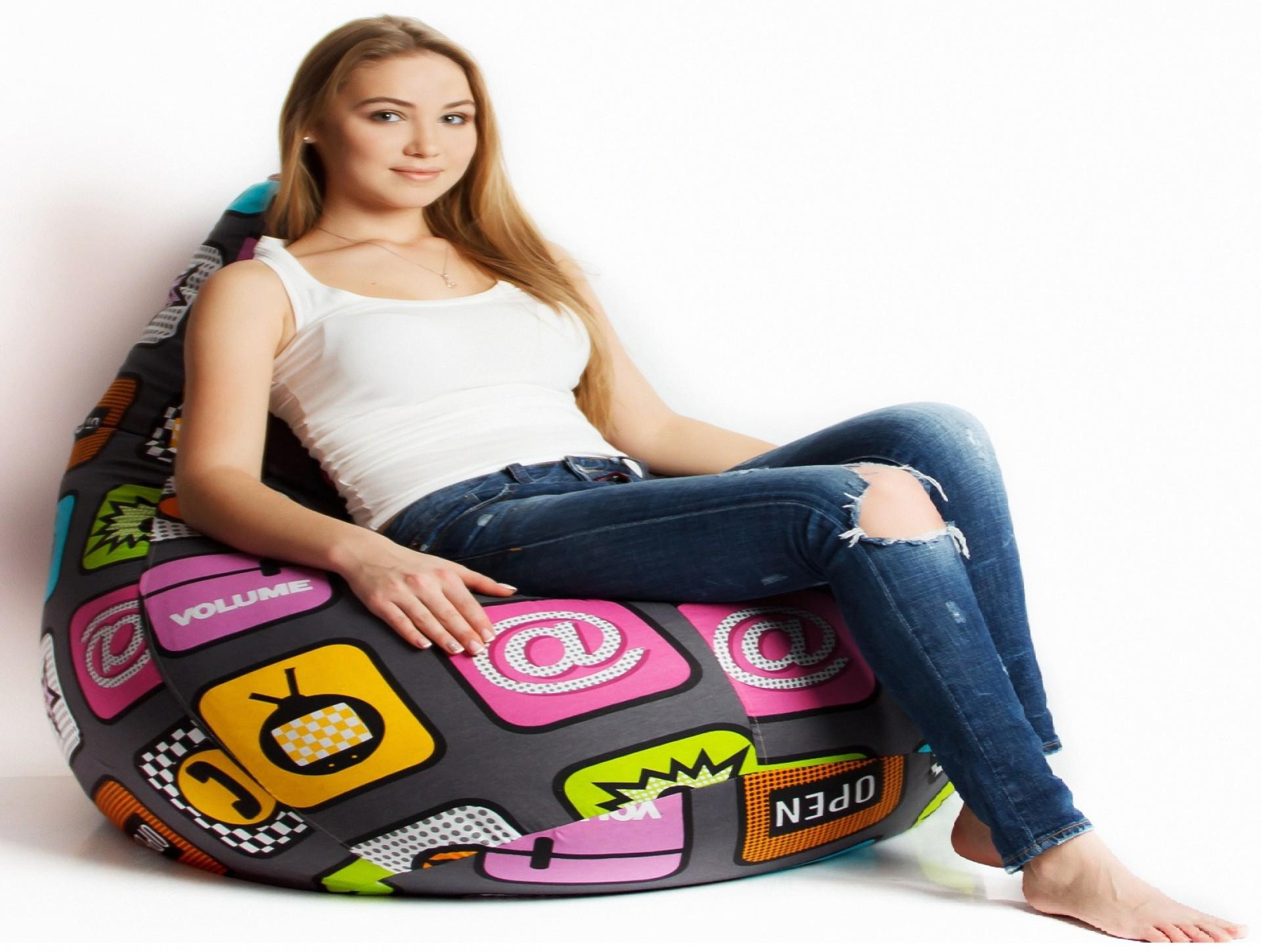Кресло-мешок Плэй приобрести в Томске
