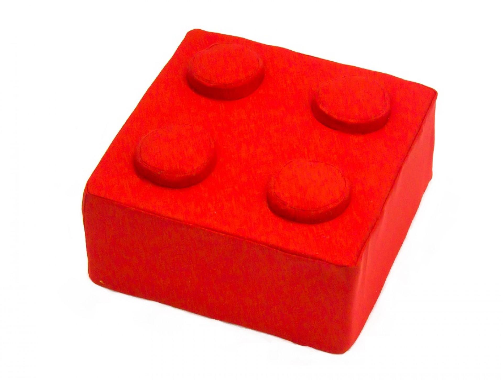 Лего-пуф малый