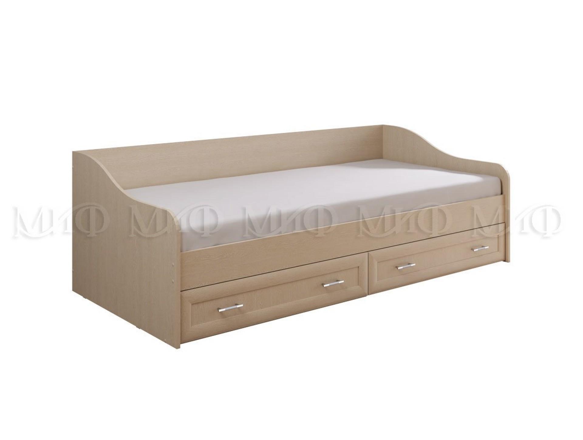 """Кровать с ящиками """"Вега"""""""