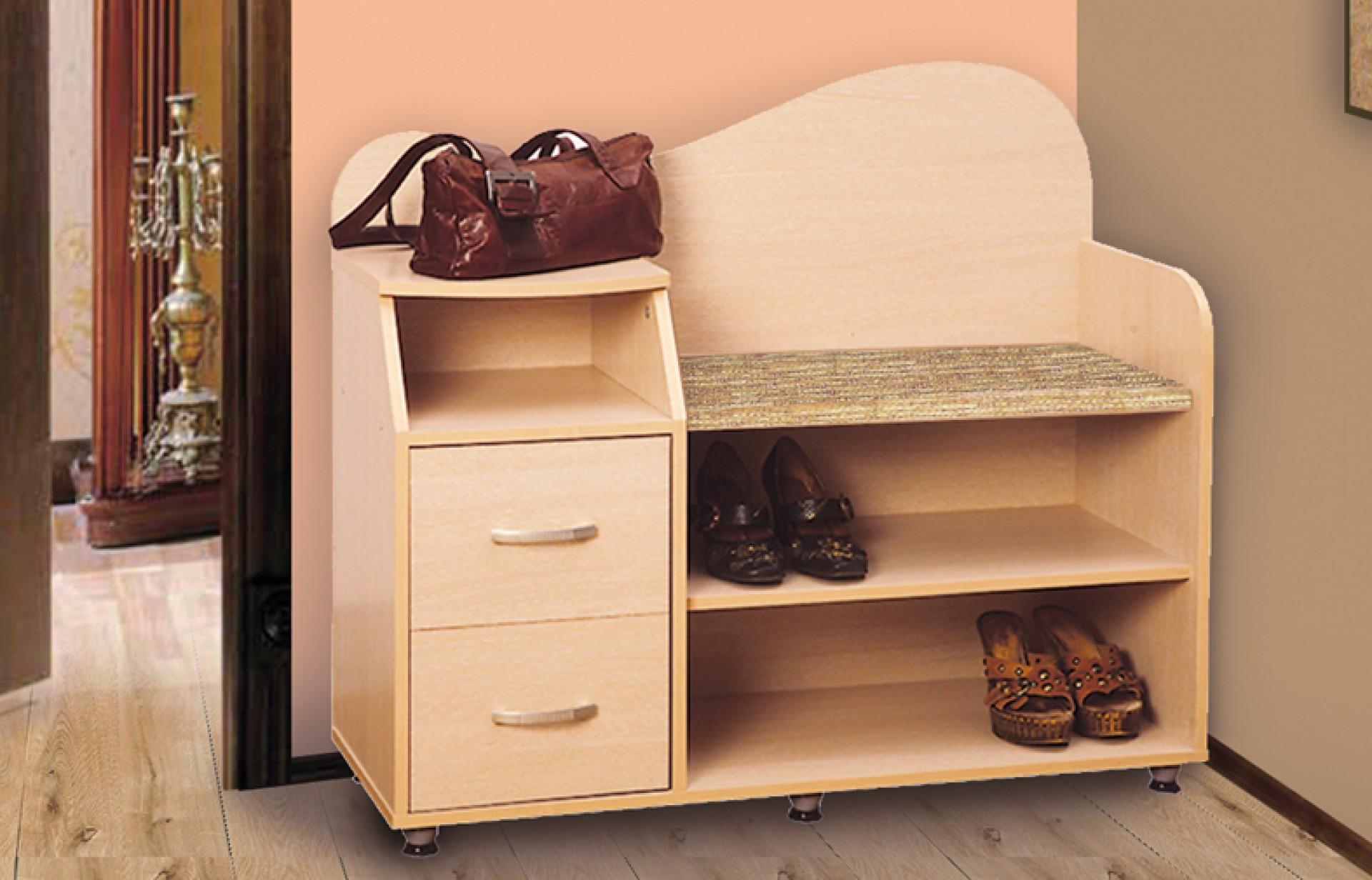 """Обувница """"Фиеста"""" 11.11-02"""