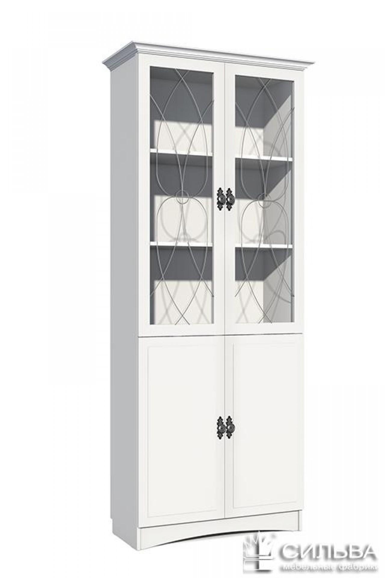 Шкаф комбинированный «Прованс» НМ 009.23