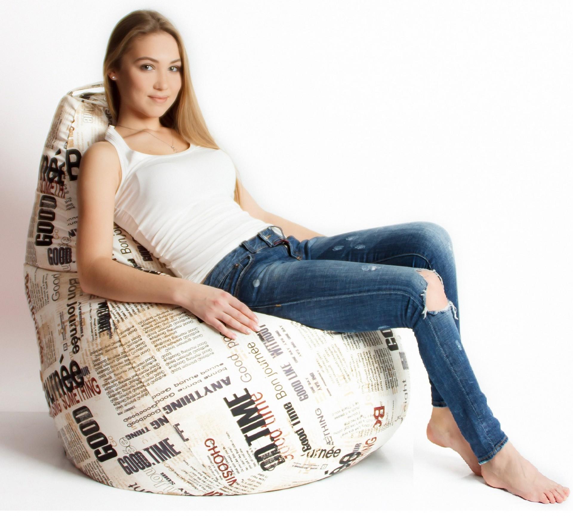 Кресло-мешок Бонжорно
