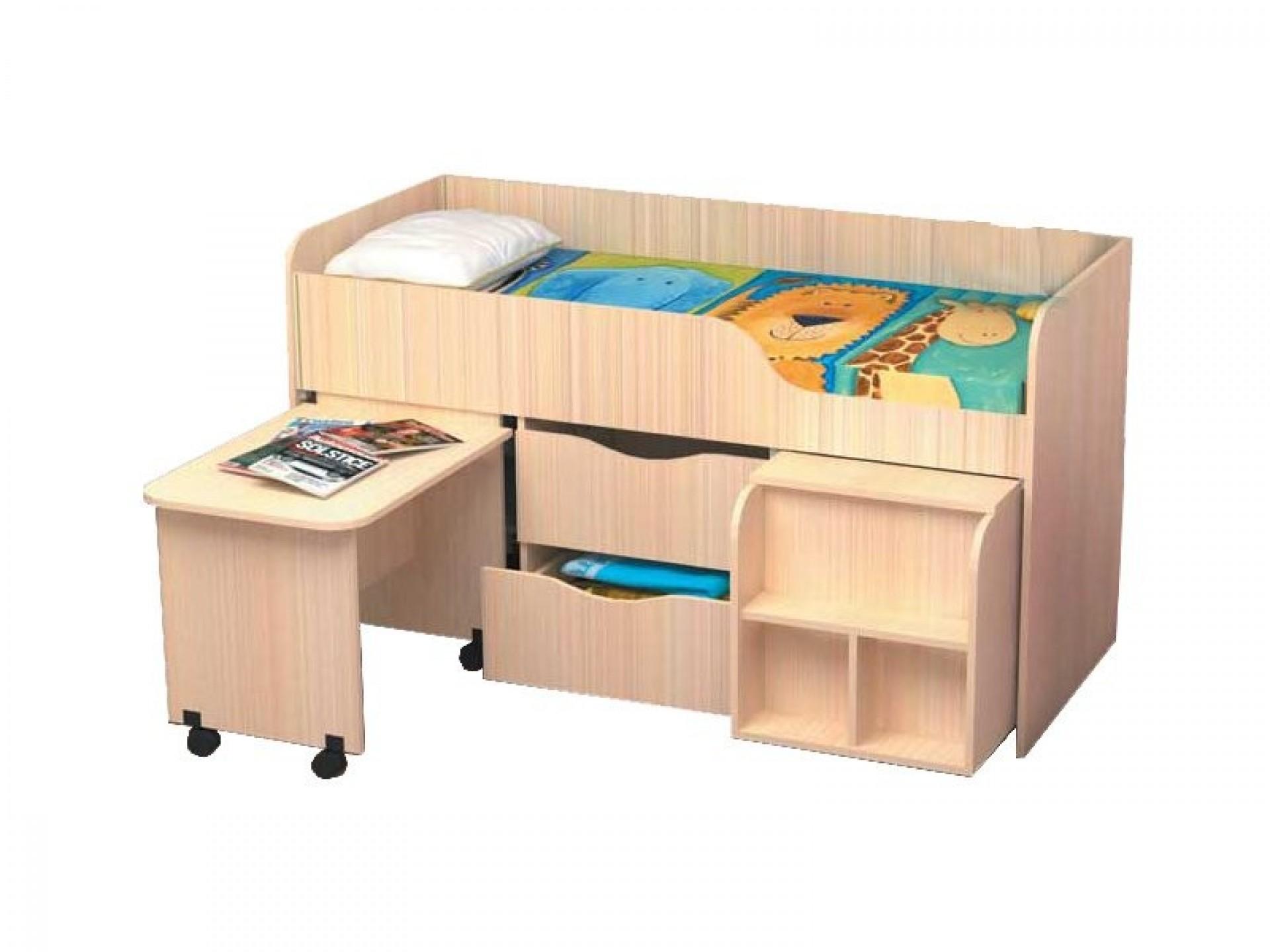 """Кровать детская """"Гномик"""""""