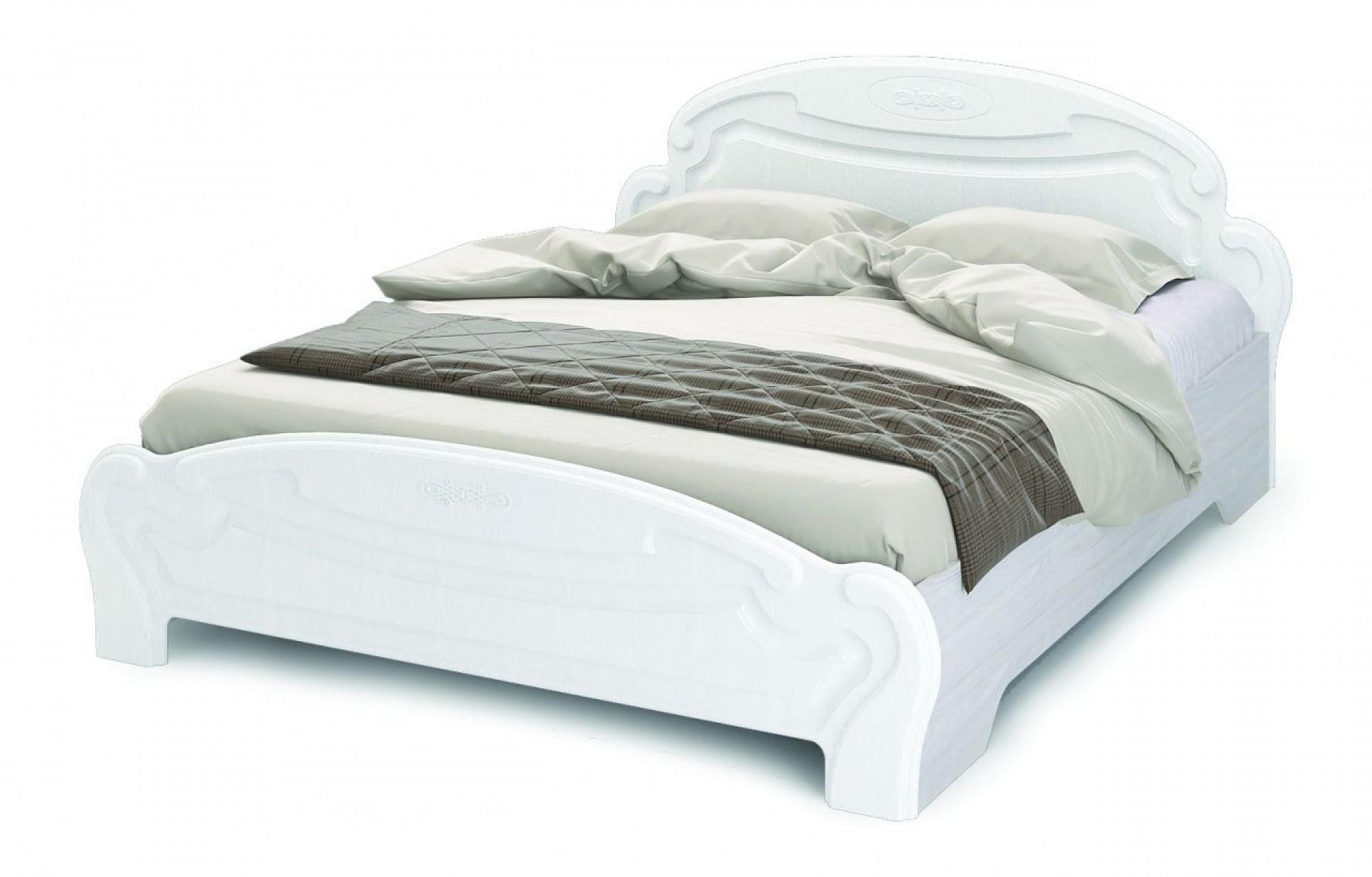 """Кровать с подъёмником 1,6м  """"КР 042"""" Медина"""