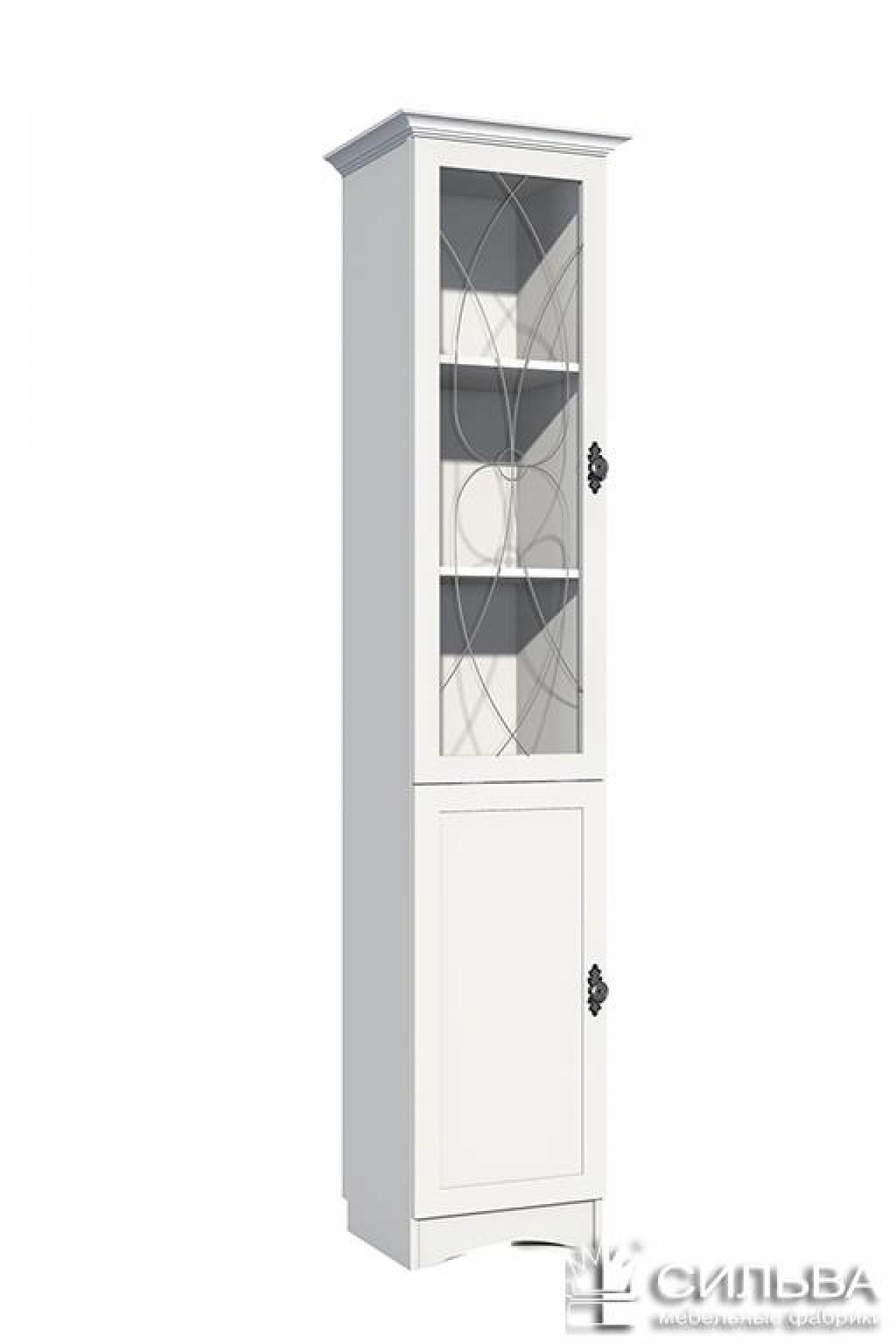 Шкаф для книг «Прованс» 009.08-01