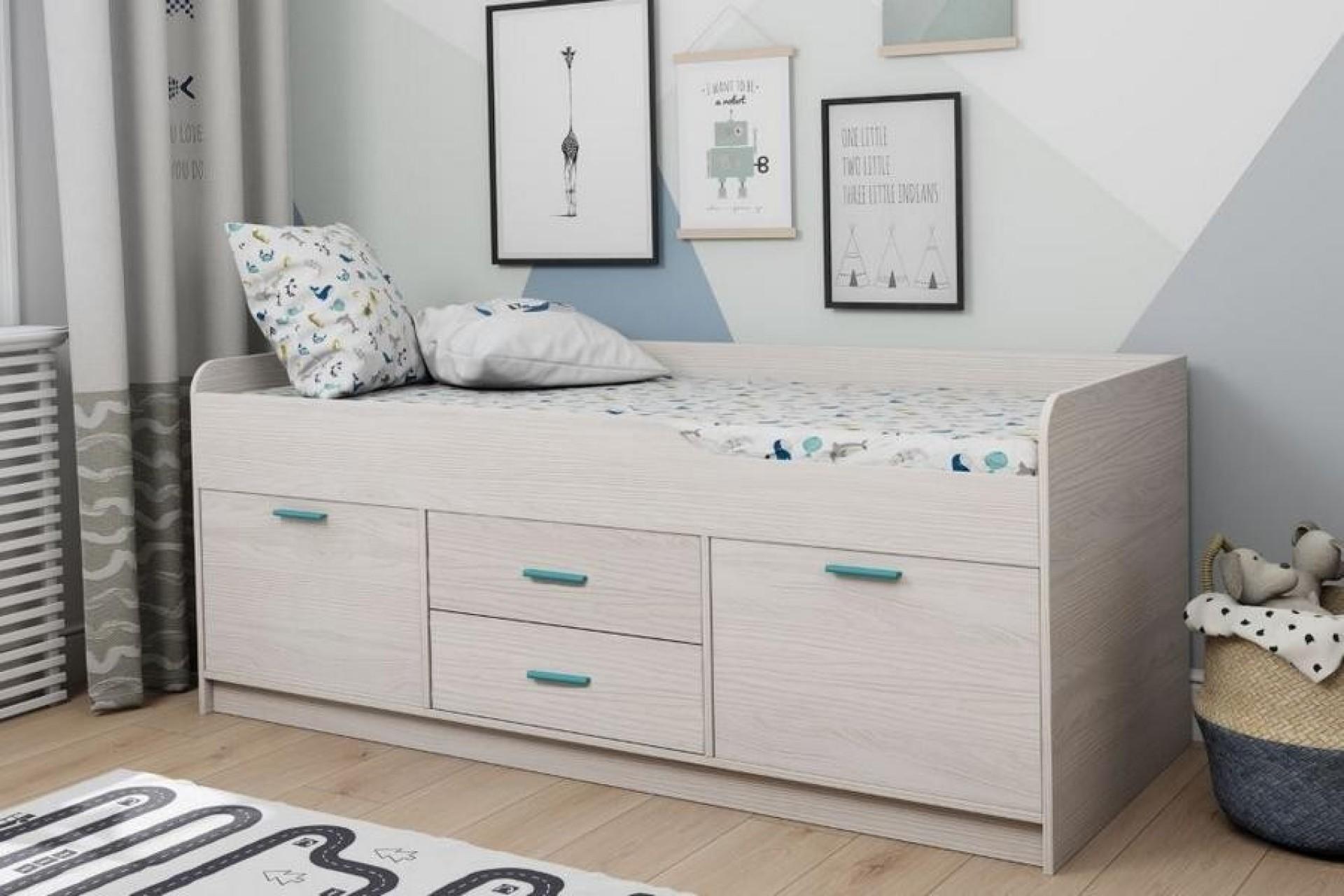 """Кровать без рисунка """"Каприз-18"""""""