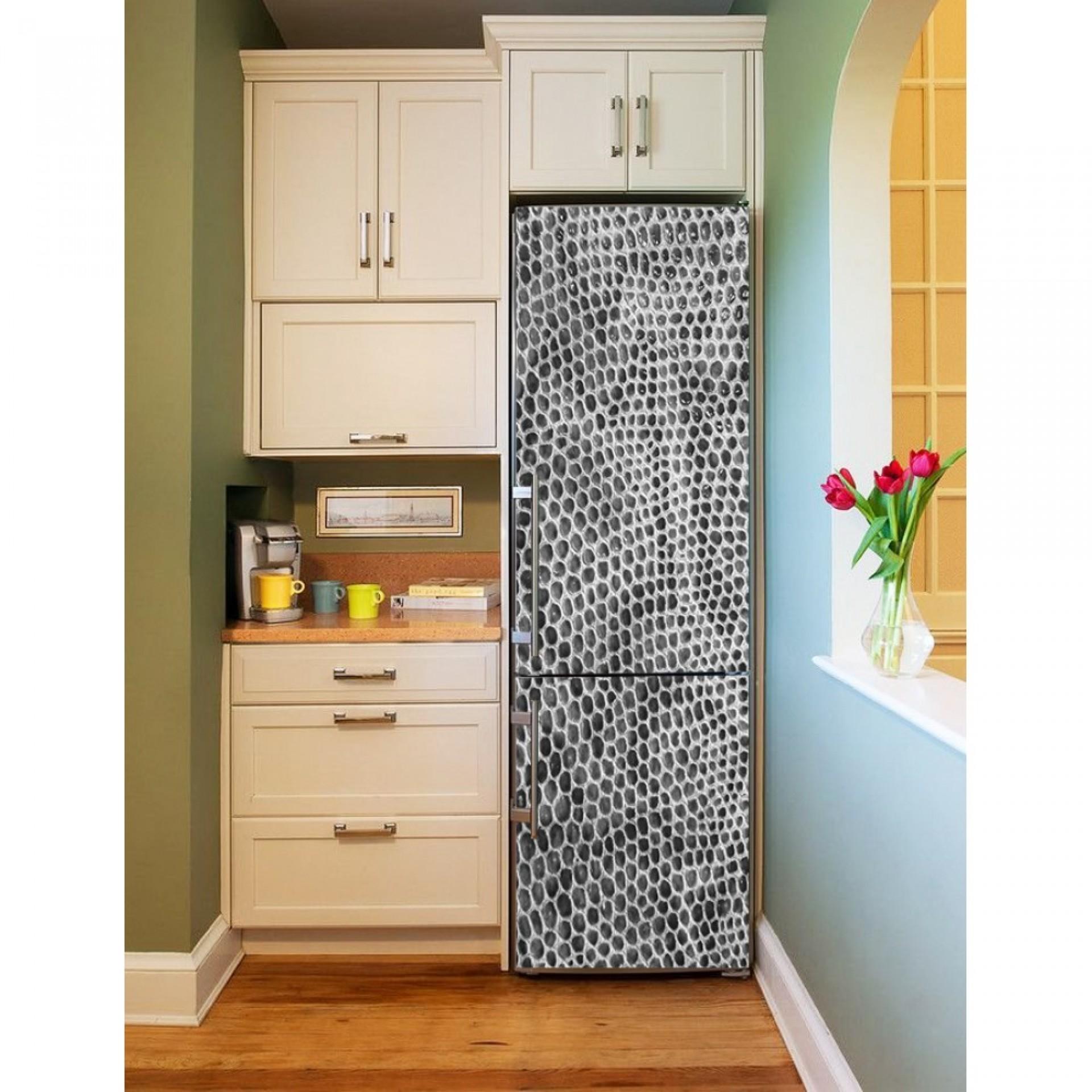 """Магнитное полотно на холодильник """"Кожа крокодила """"  МП462"""