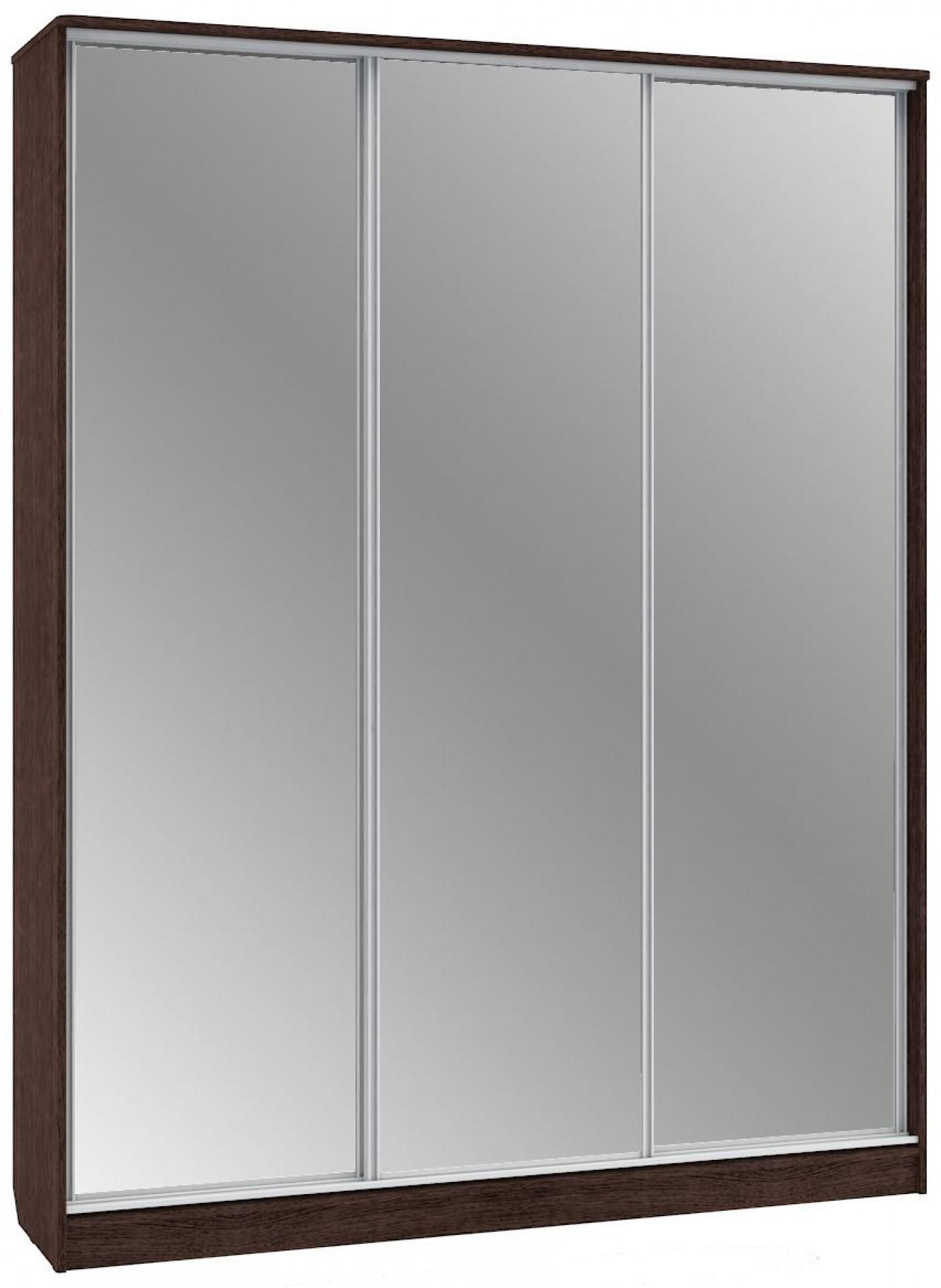 """Шкаф-купе """"ШК 3 (AL) 1800*450"""" зеркало"""