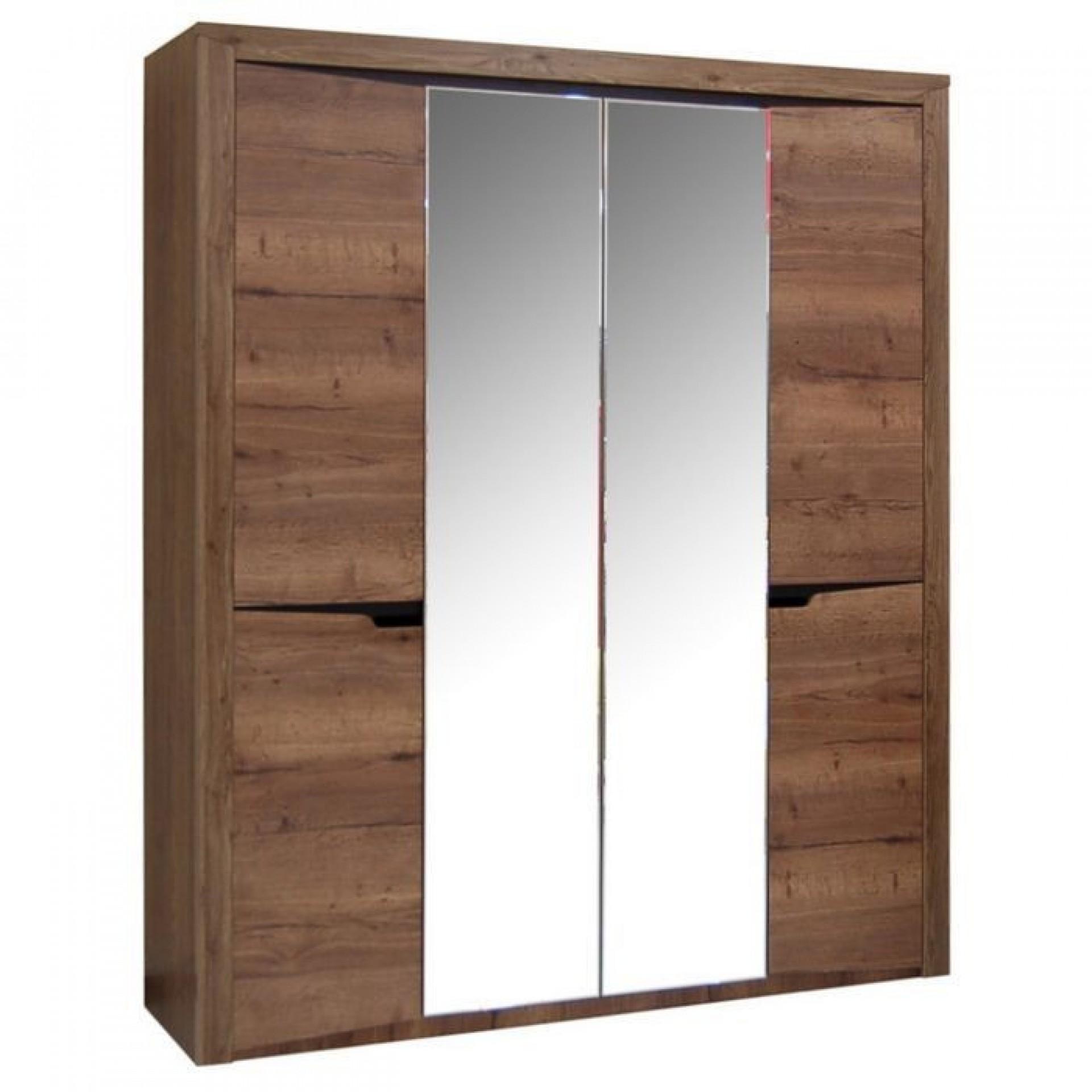 Шкаф 4-х дверный «Гарда»
