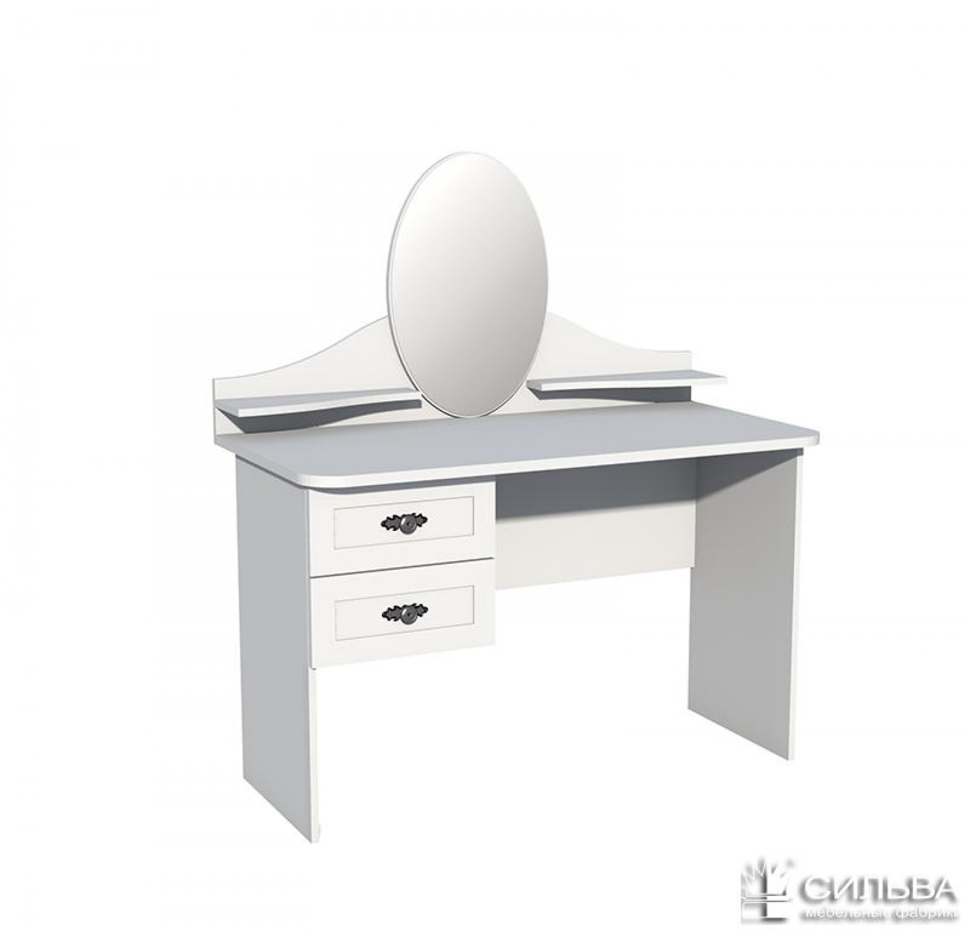 Стол туалетный 2-01 «Прованс» НМ 011.09-01