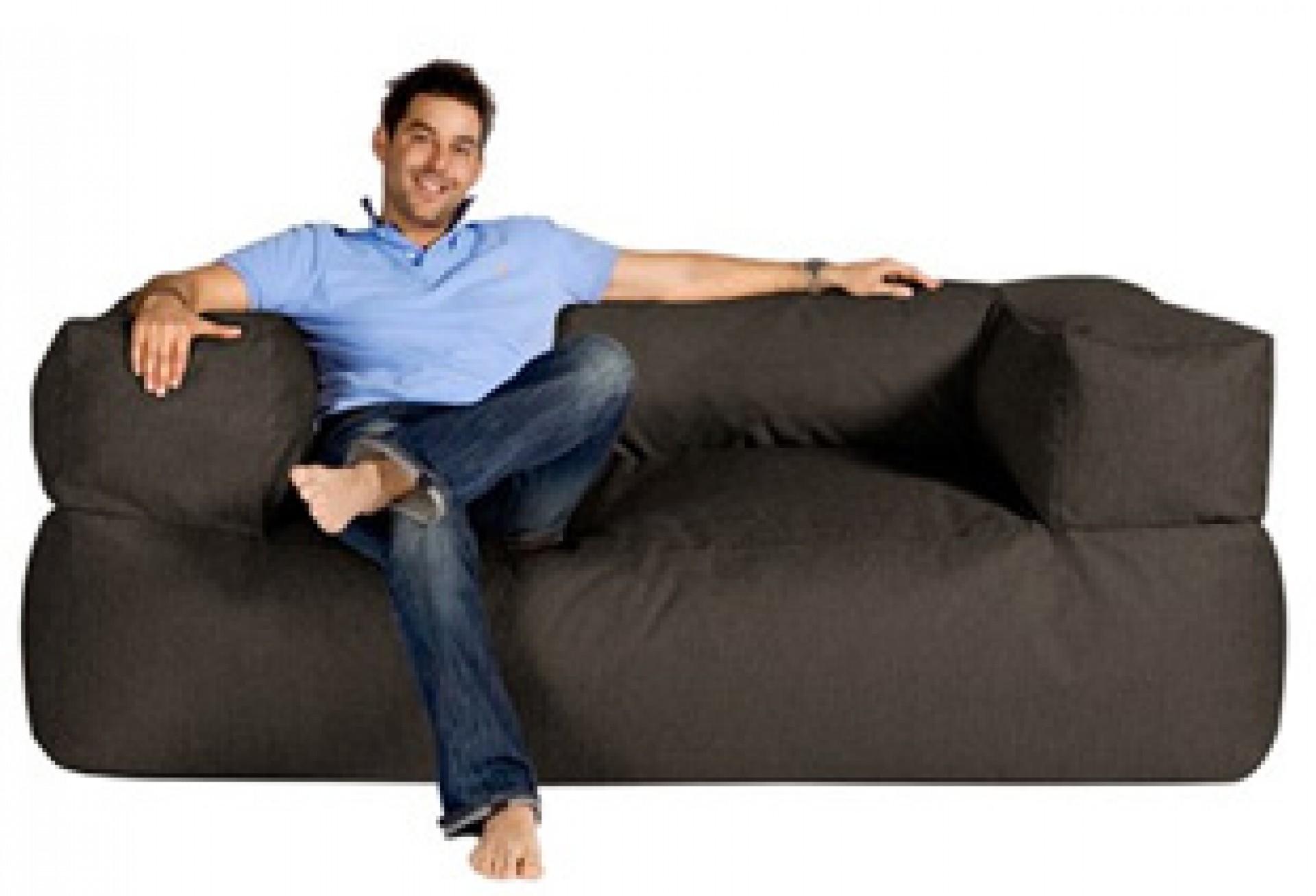 """Бескаркасный диван """"Квадратиш"""""""