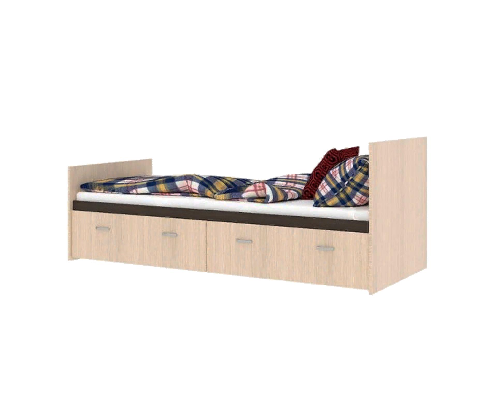 """Кровать """"Рондо"""" с ящиками"""