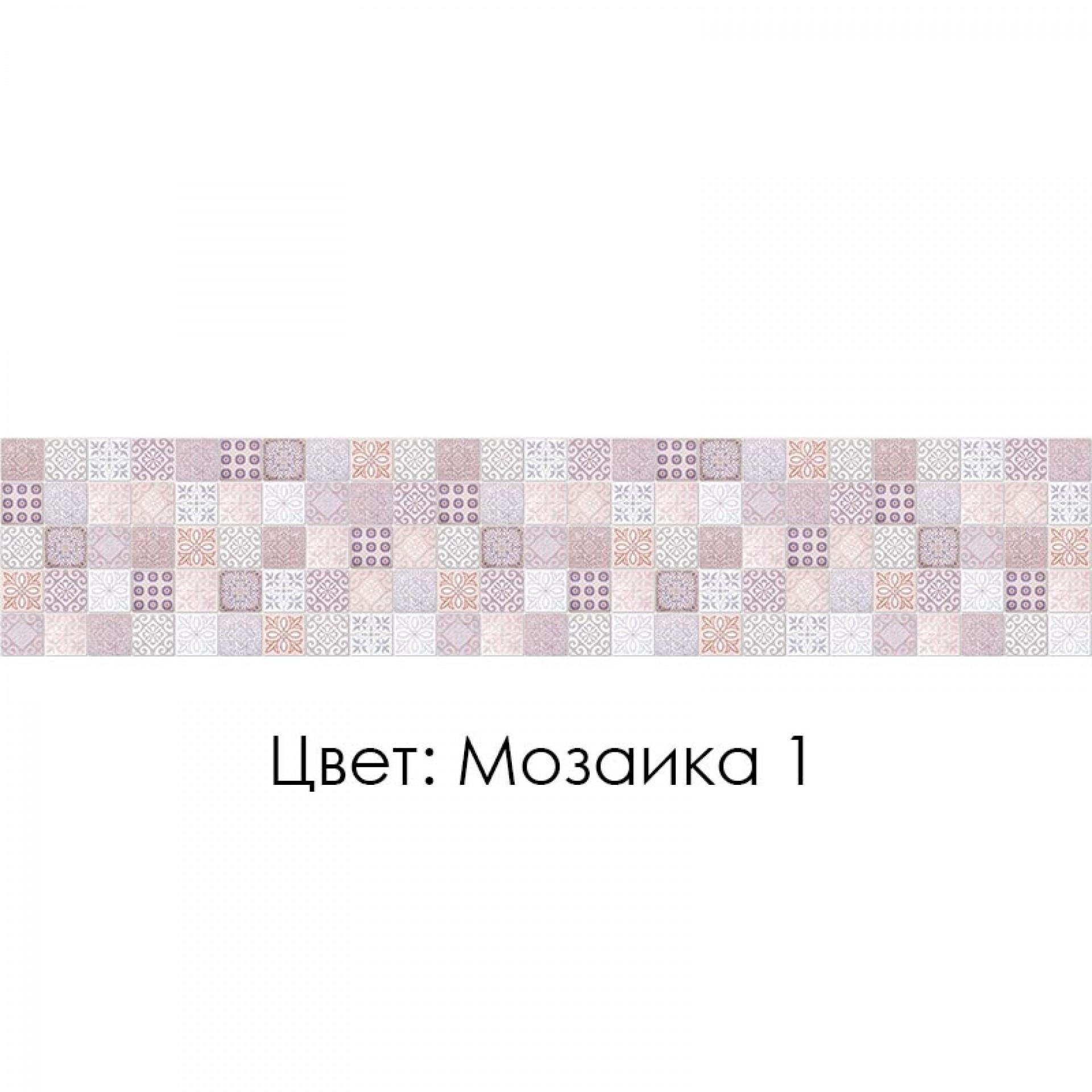 Декоративная панель АБС, коллекция МОЗАИКА