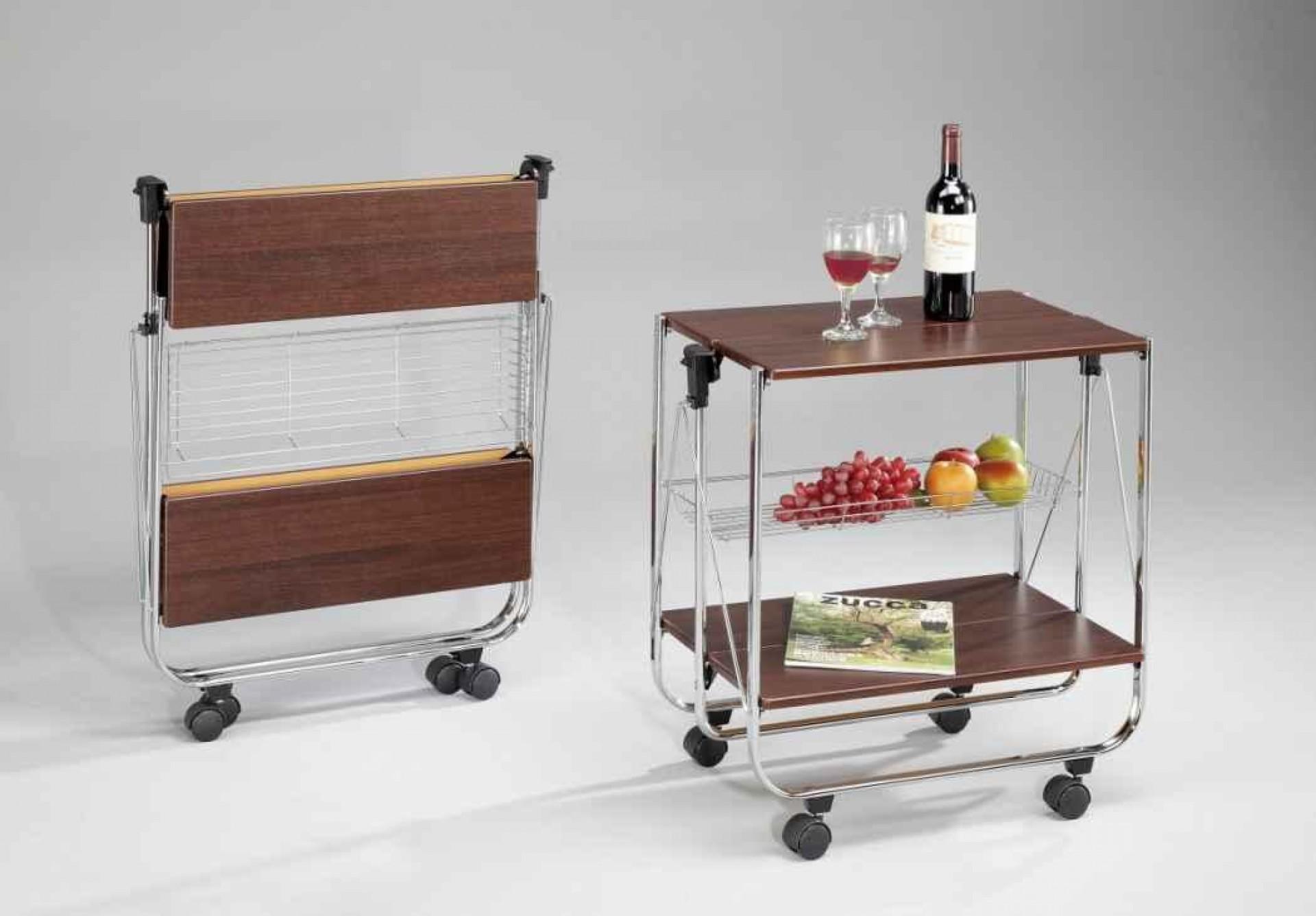"""Раскладной сервировочный столик """"SG-0201-N"""""""