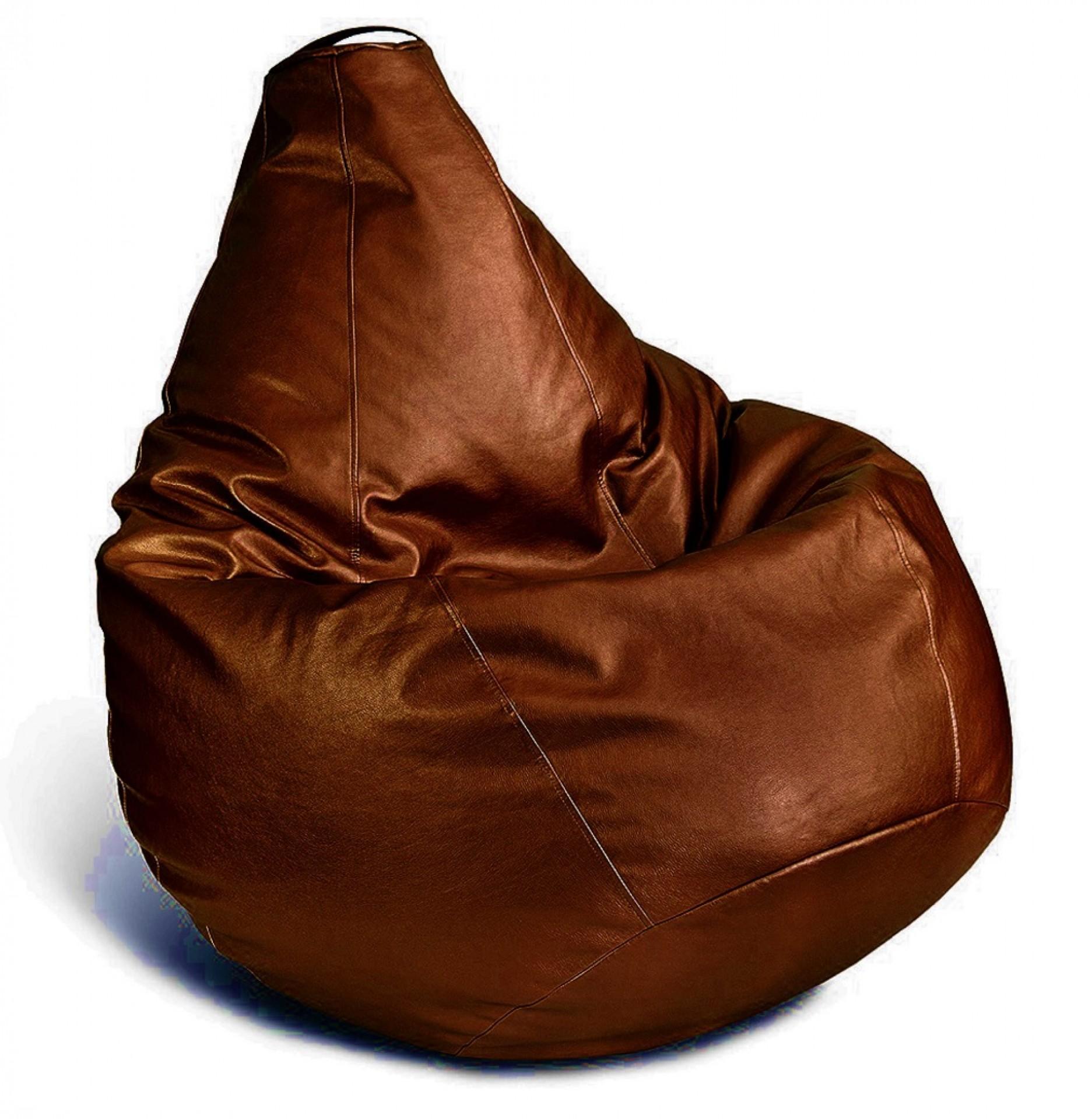 Кресло-мешок Искусственная кожа Лайт