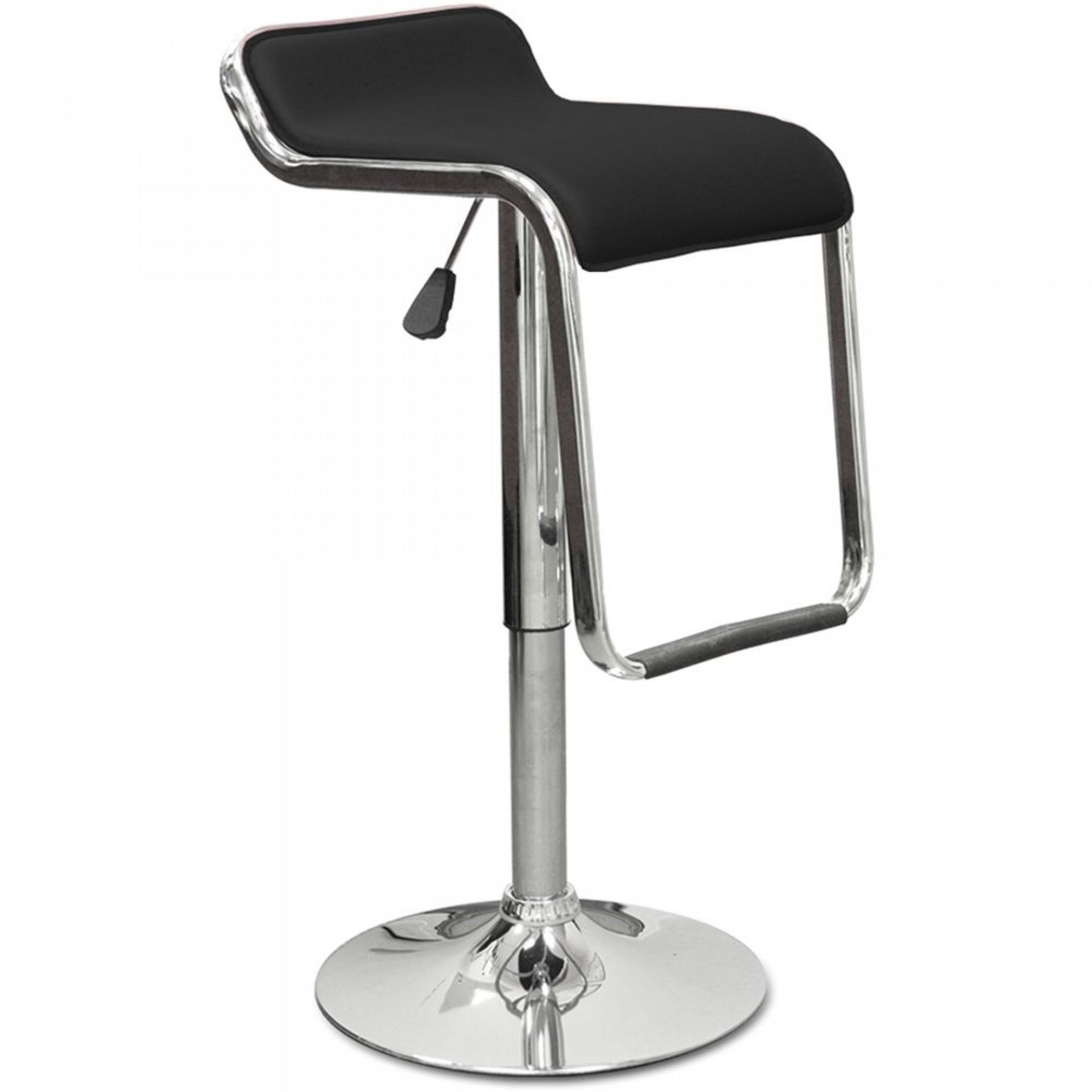 """Барный стул """"N-41 Lem"""" черный"""