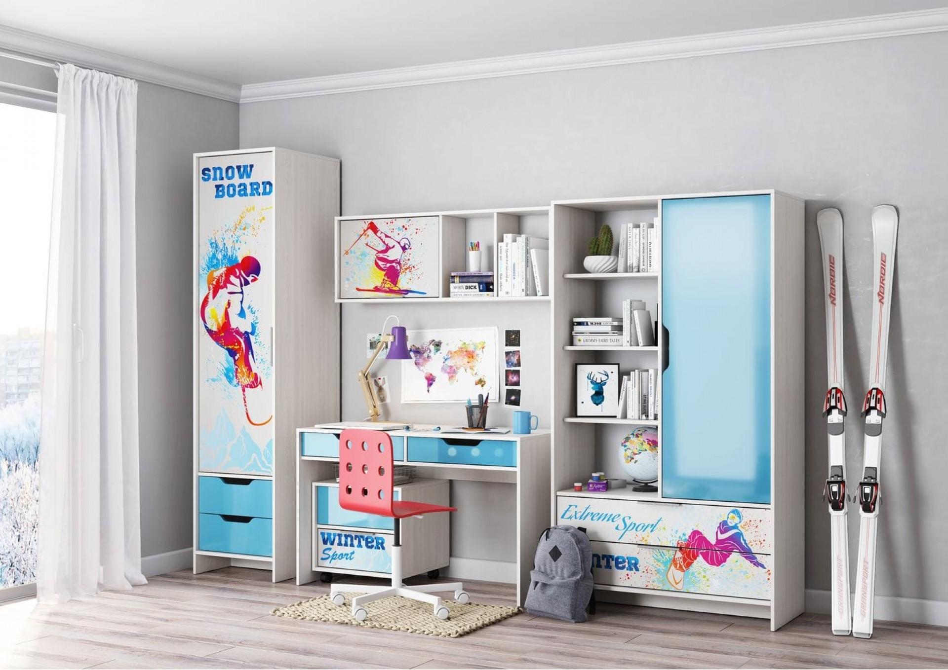 """Комплект мебели для детской """"Фристайл"""" №2"""