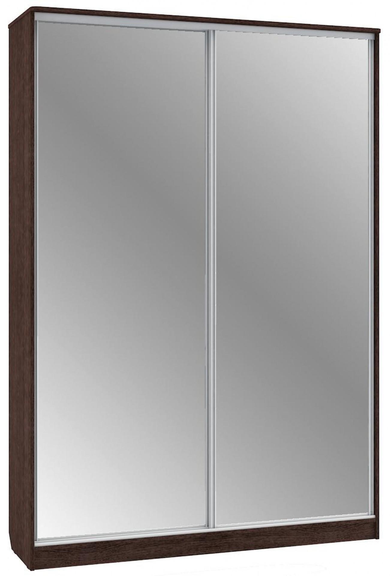 """Шкаф-купе """"ШК 2 (AL) 1600*600"""" зеркало"""