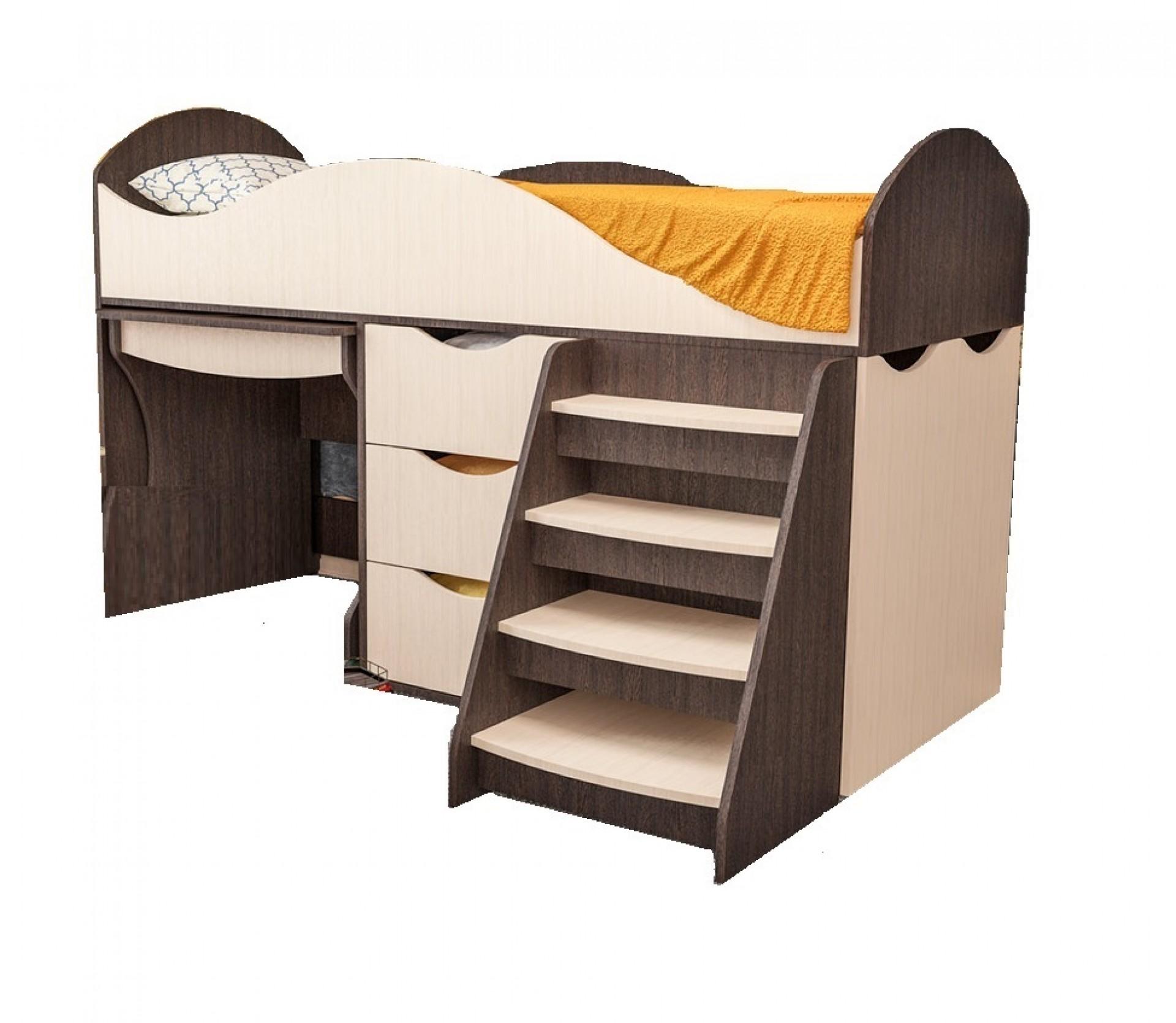 """Кровать детская """"Тошка"""""""