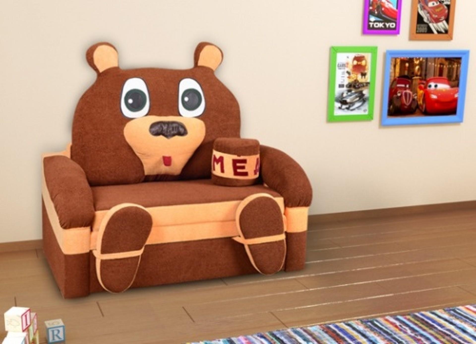 "Детский диван ""Мишка"""
