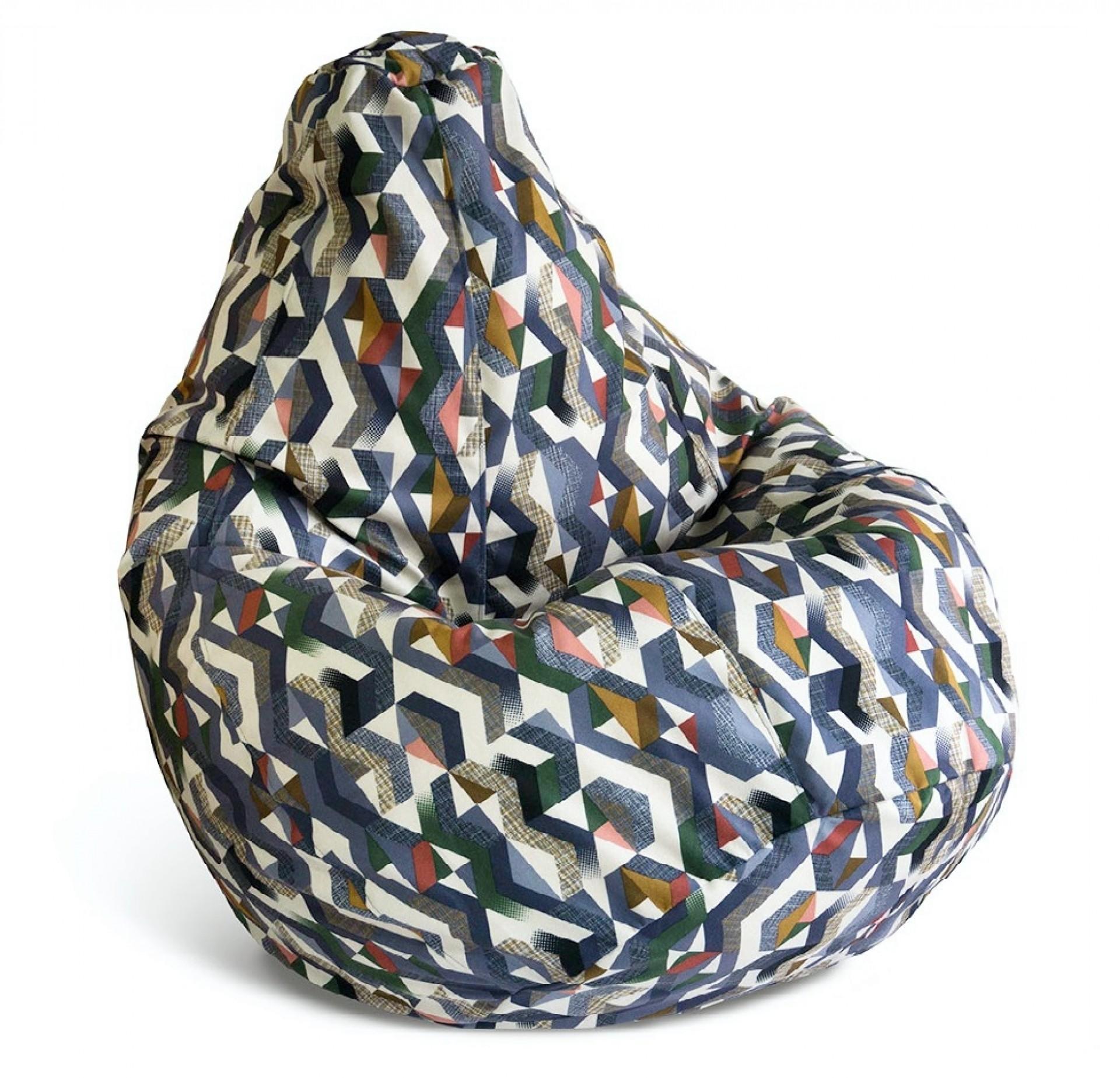 Кресло-мешок Графит