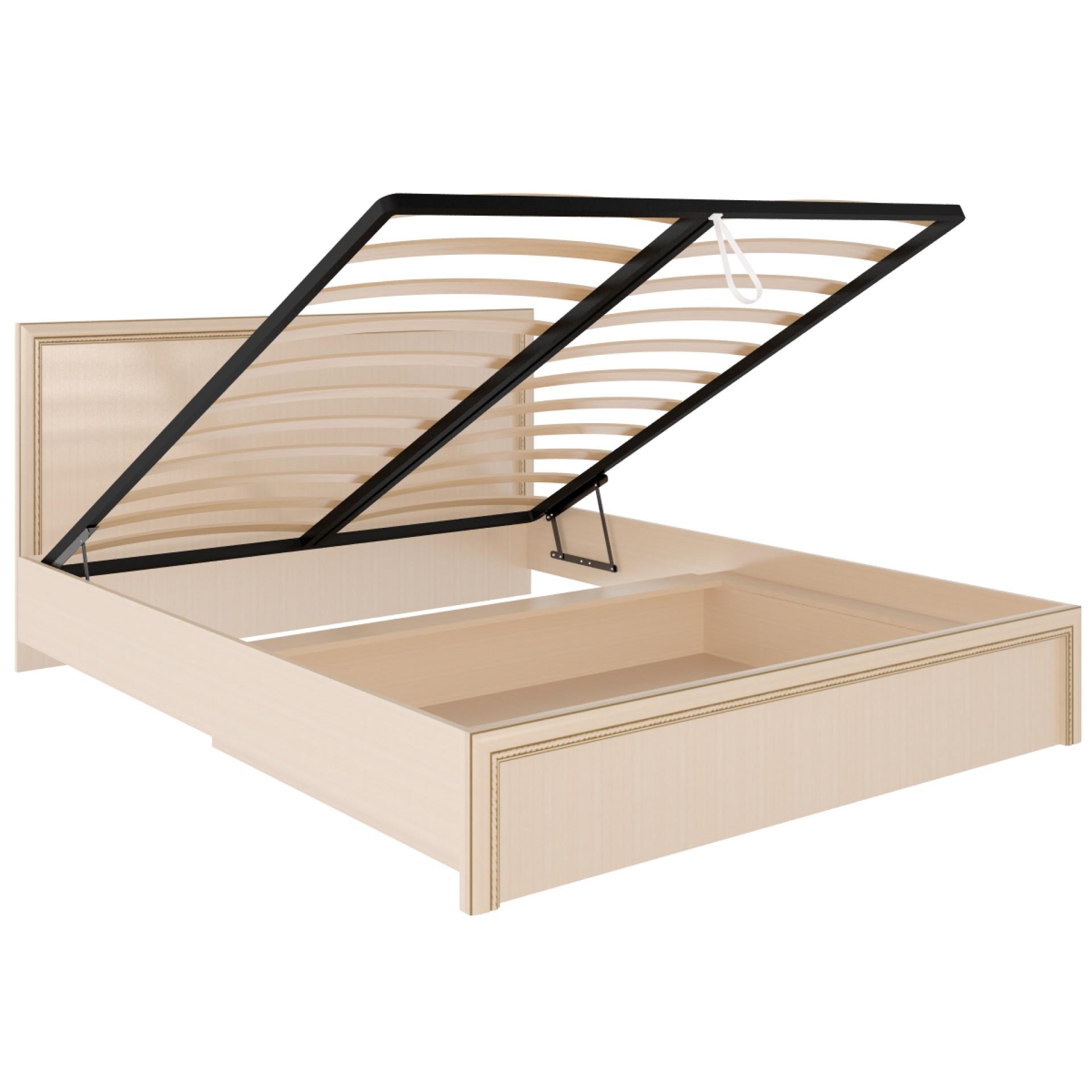 """Кровать 1,6 """"Беатрис"""" с подъемным механизмом М8"""