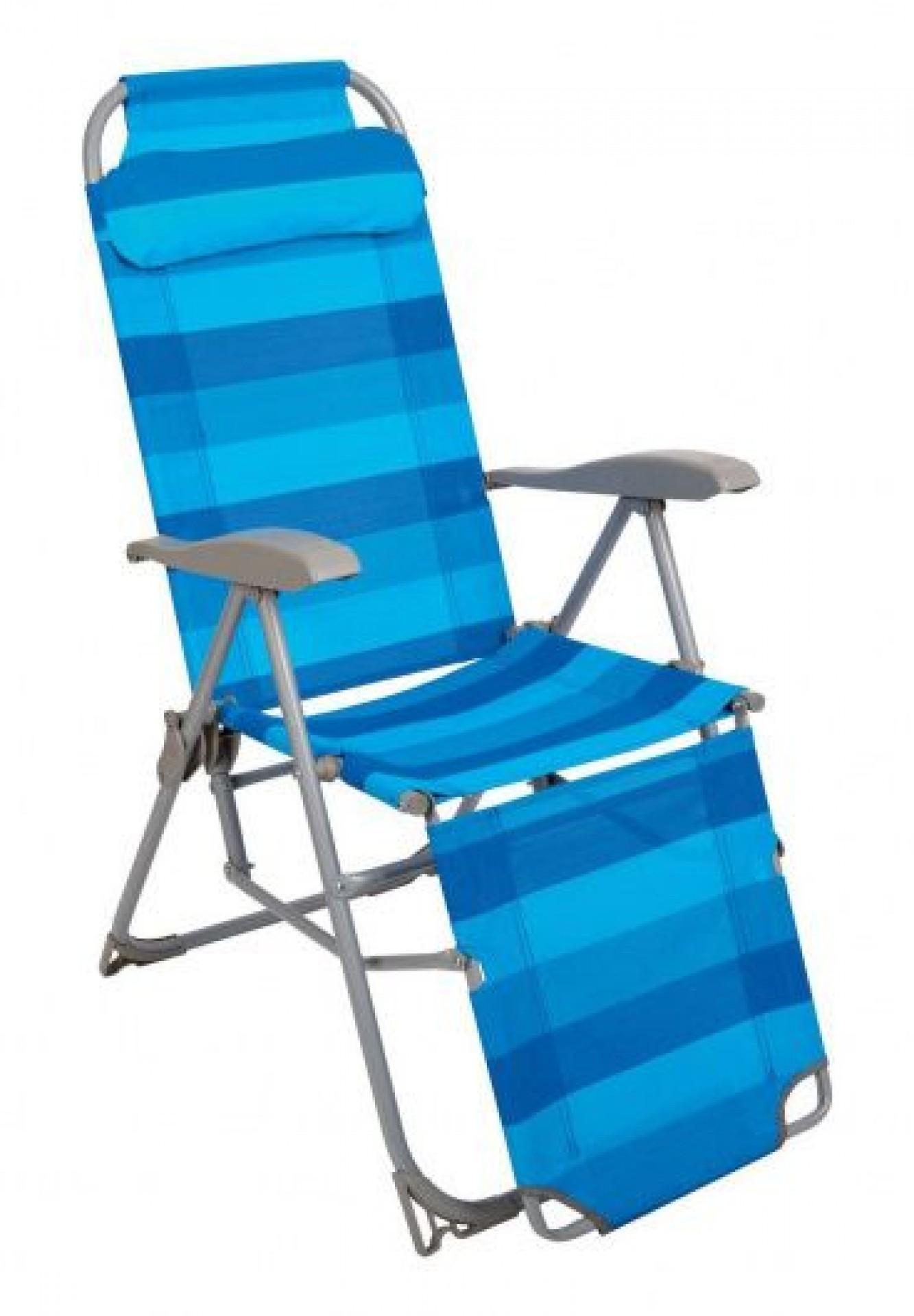 Кресло-шезлонг раскладное