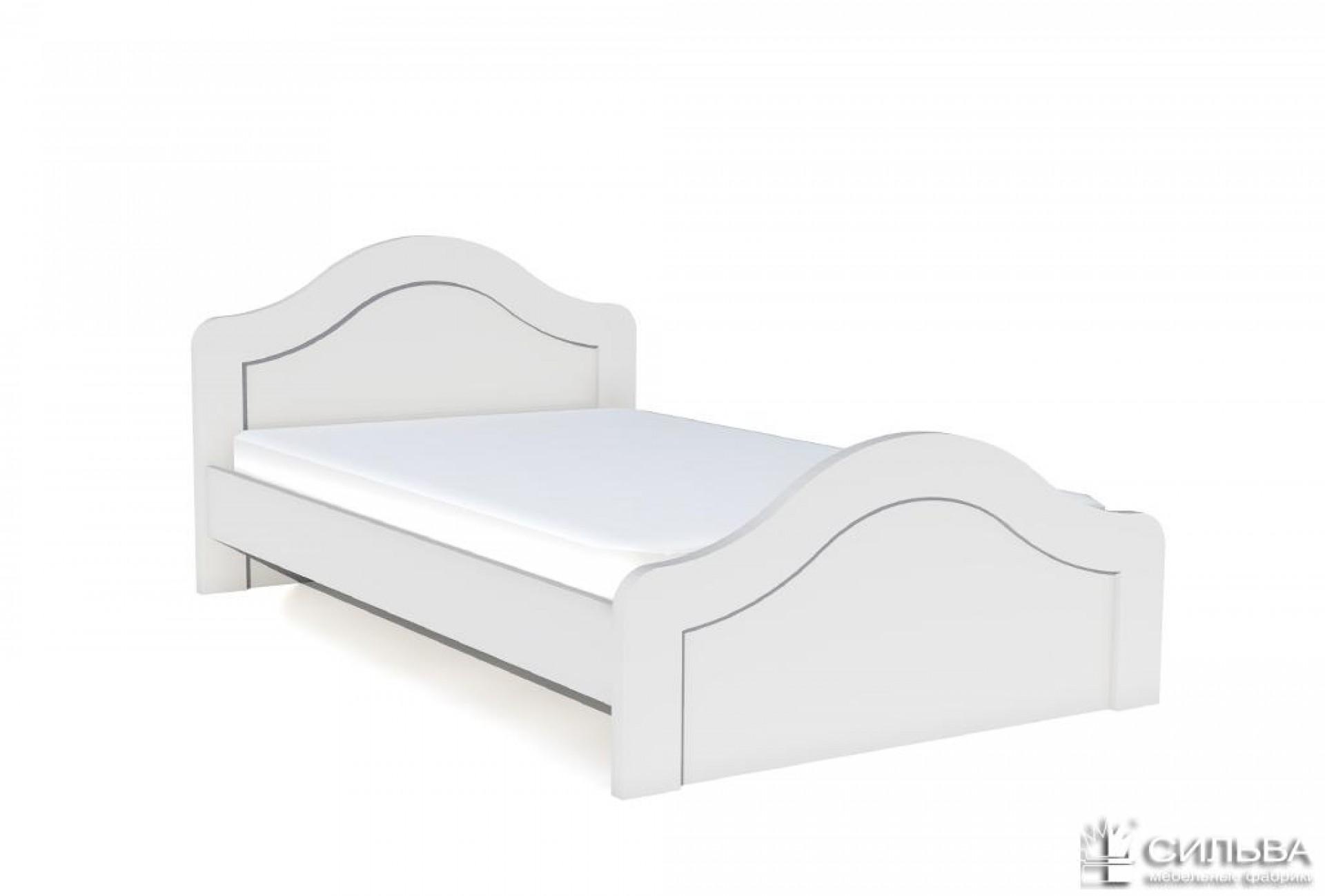 Кровать «Прованс» НМ 14.44